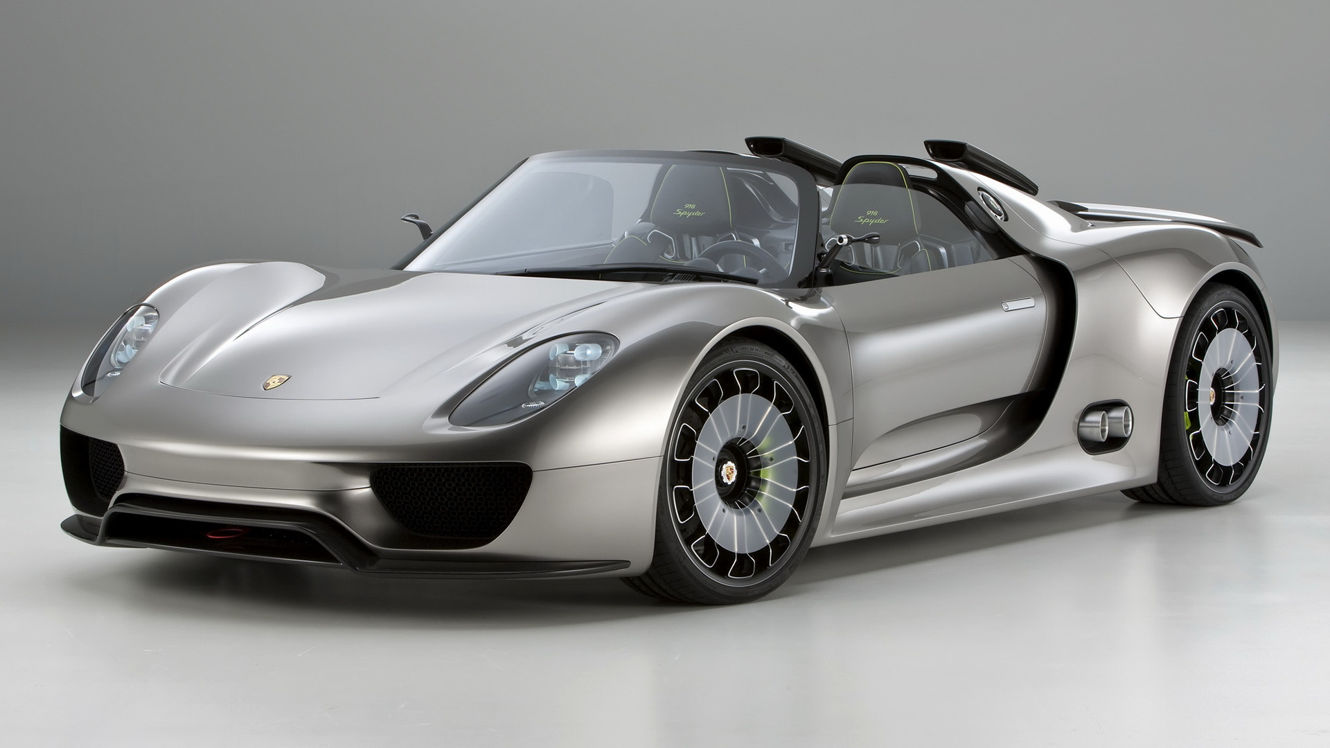 porsche 918 spyder concept 2010 wallpapers and hd images car pixel. Black Bedroom Furniture Sets. Home Design Ideas