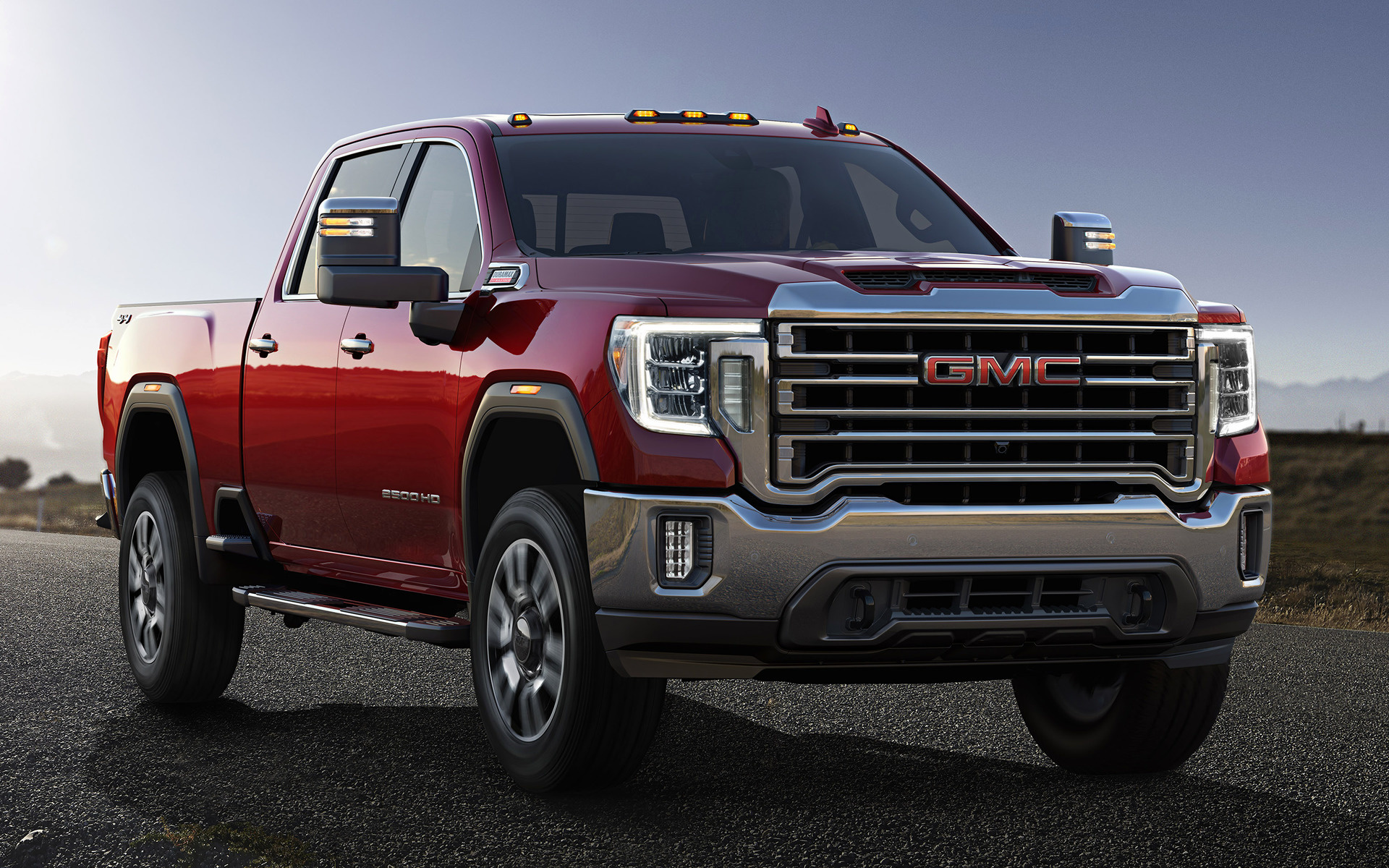 2020 GMC Sierra 2500 HD Crew Cab - Wallpapers and HD ...