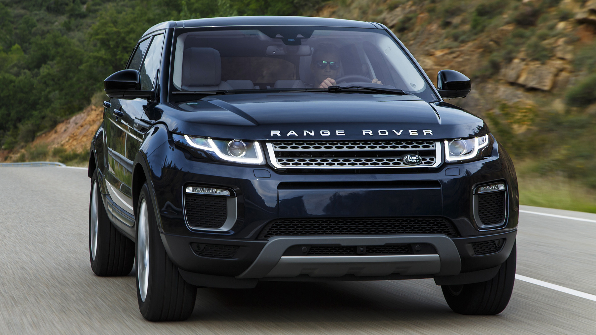 Land Rover Hse >> Range Rover Evoque (2015) Wallpapers and HD Images - Car Pixel