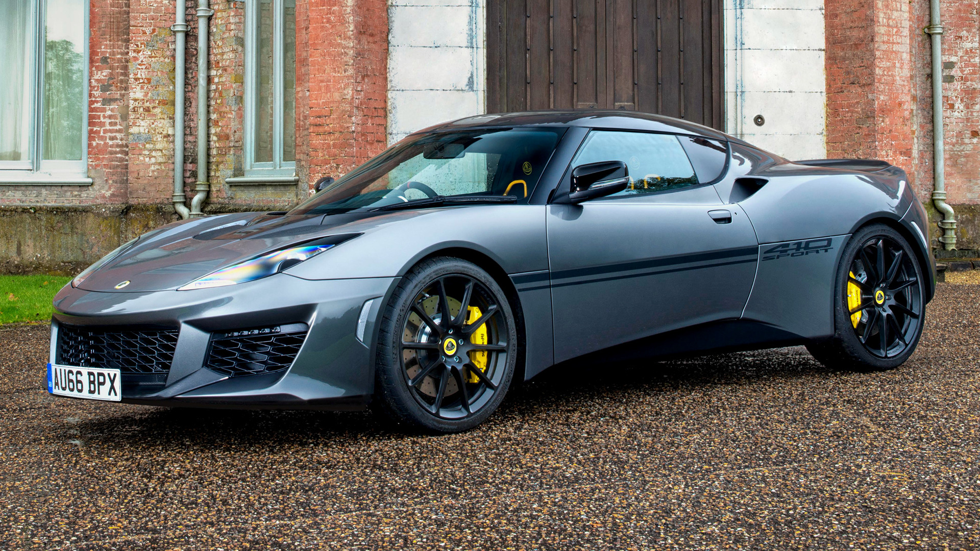 Lotus Evora Sport 410 (2016) UK Wallpapers and HD Images ...