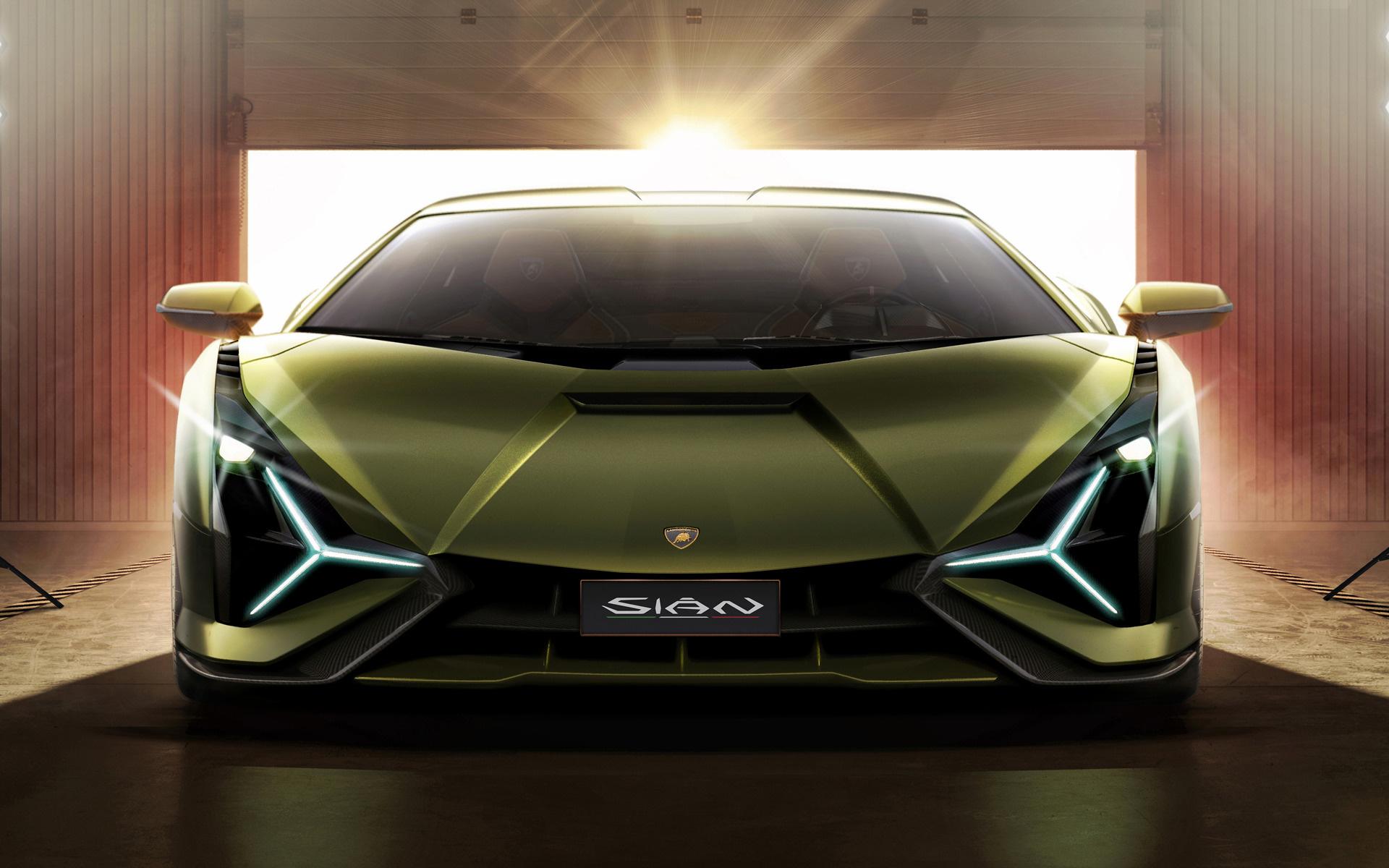 2020 Lamborghini Sian FKP 37