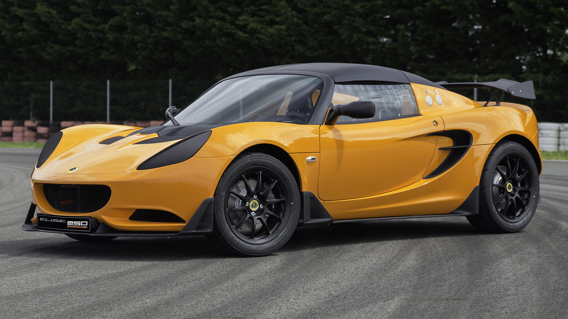 2016 Lotus Elise Race 250 Wallpapers And Hd Images Car Pixel