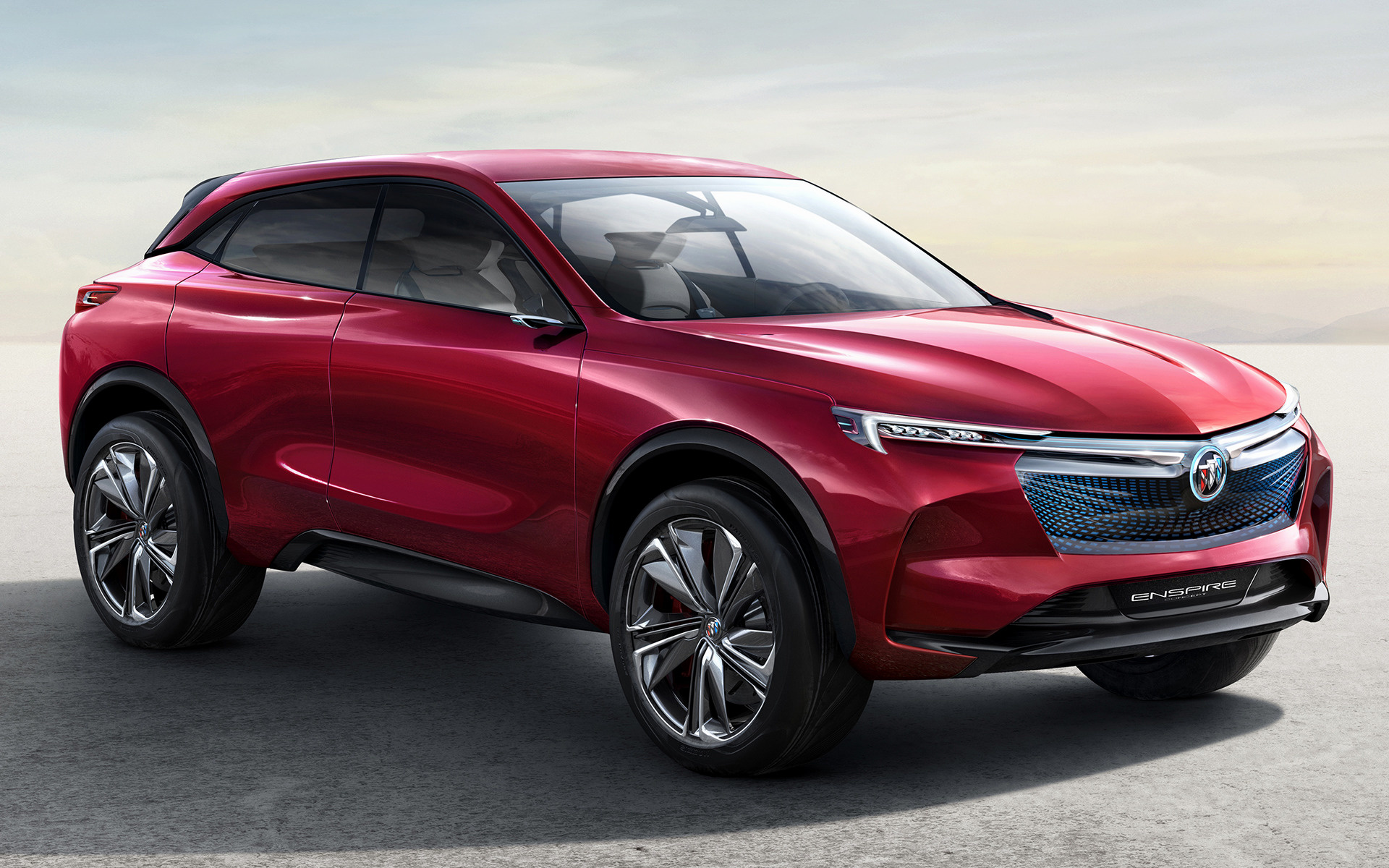 Ed Martin Honda >> 2018 Buick Enspire Concept - Wallpapers and HD Images ...
