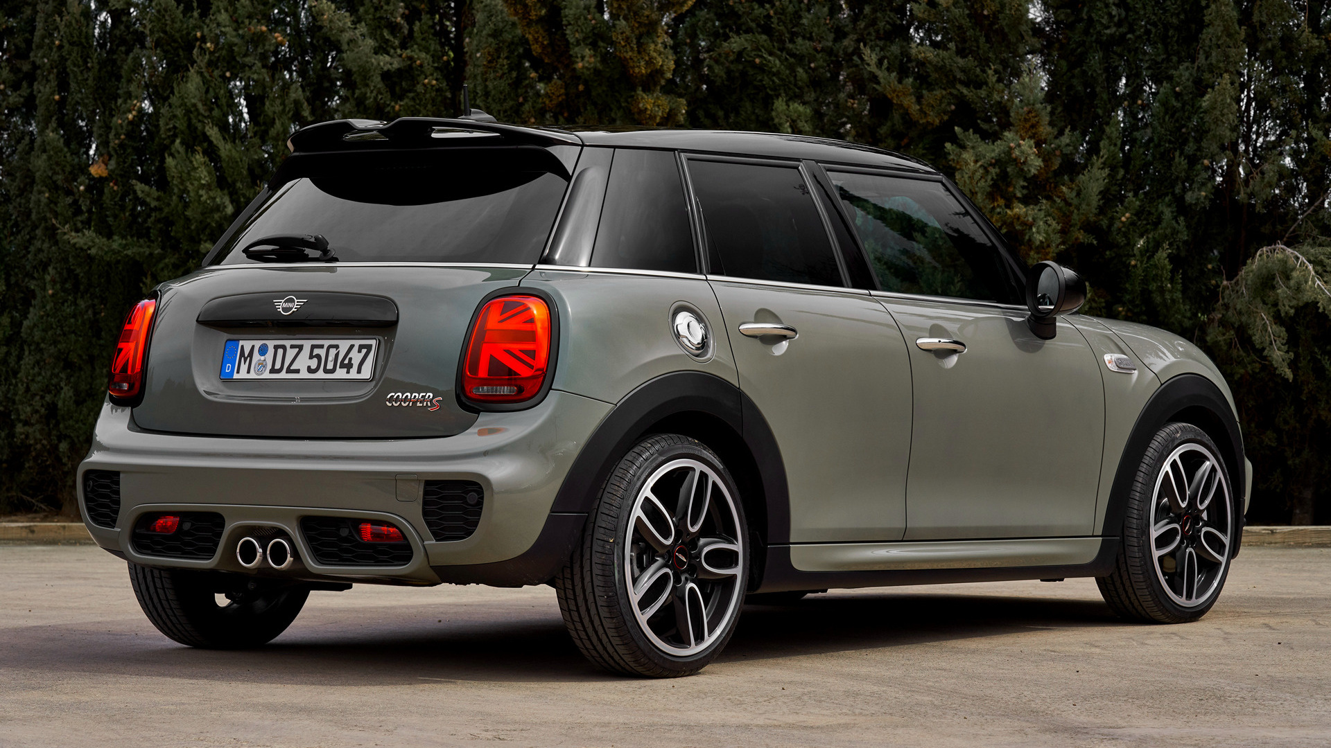 2018 Mini Cooper S JCW Package 5-door - Wallpapers and HD ...