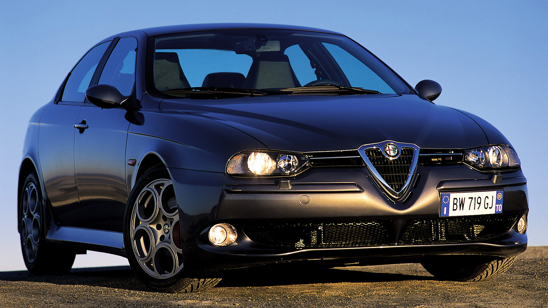 alfa romeo 156 gta 2002 wallpapers and hd images car pixel. Black Bedroom Furniture Sets. Home Design Ideas