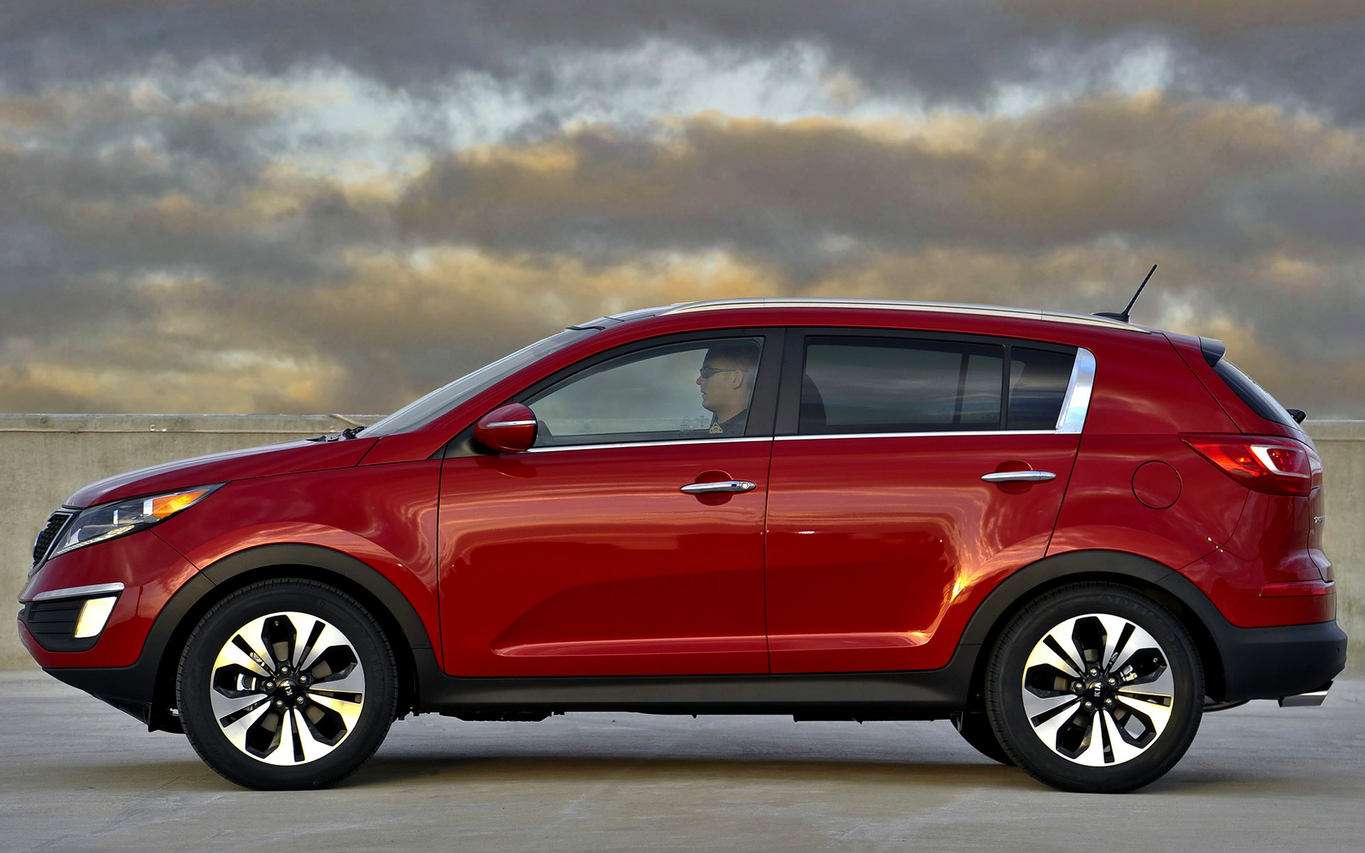 kia sportage 2010 us wallpapers and hd images car pixel. Black Bedroom Furniture Sets. Home Design Ideas