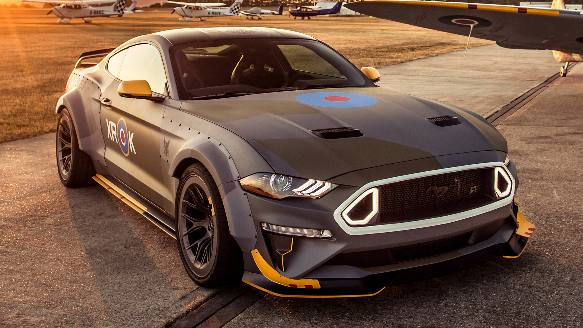 ford eagle squadron mustang gt wallpapers  hd images car pixel