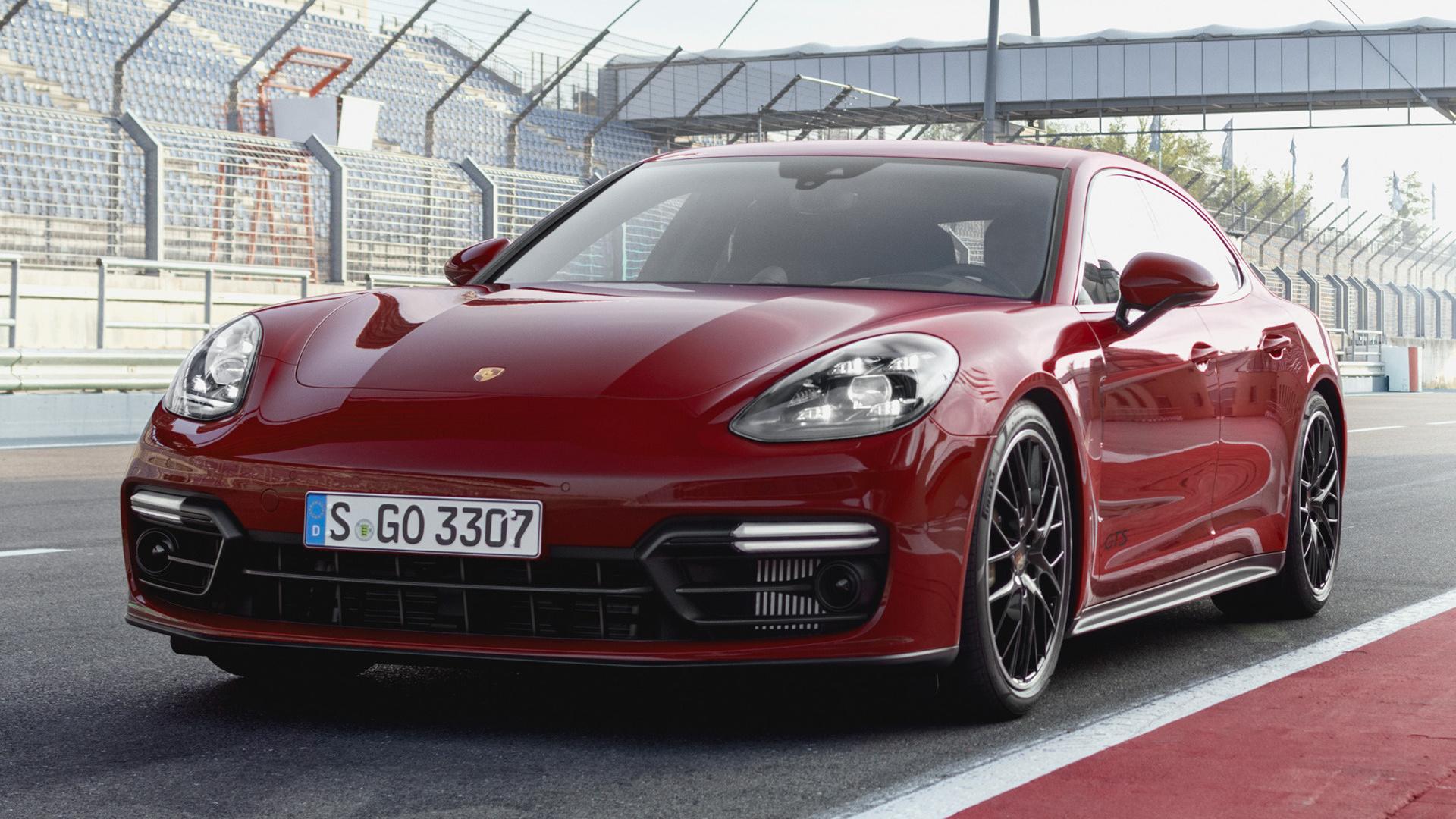 2018 Porsche Panamera Gts Fondos De Pantalla E Imágenes En