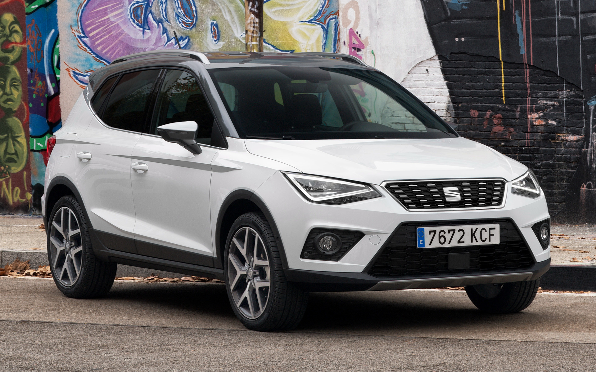 2017 Seat Arona - Wallpapers and HD Images | Car Pixel