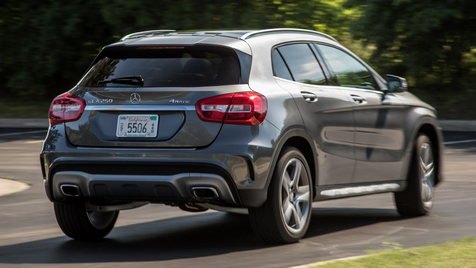 2015 Mercedes-Benz GLA-Class AMG Styling (US)