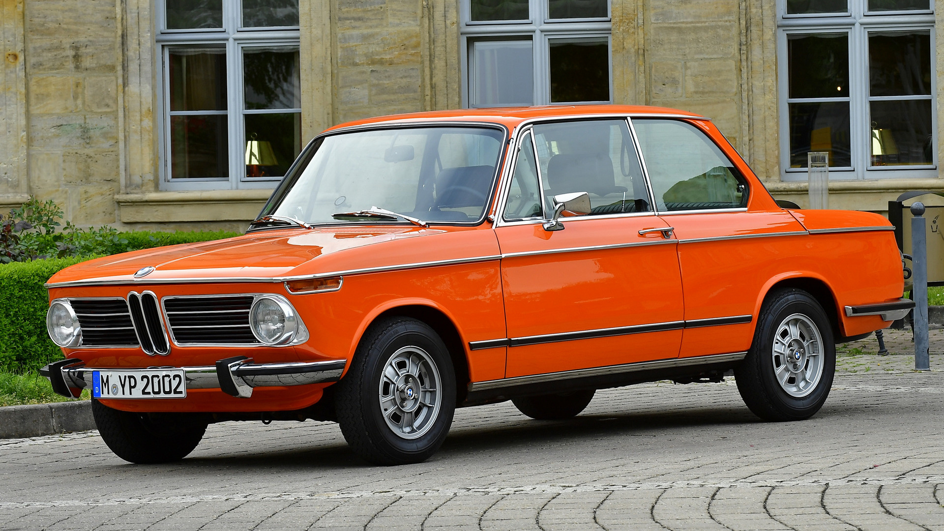 1971 Bmw 2002 Tii Wallpapers And Hd Images Car Pixel