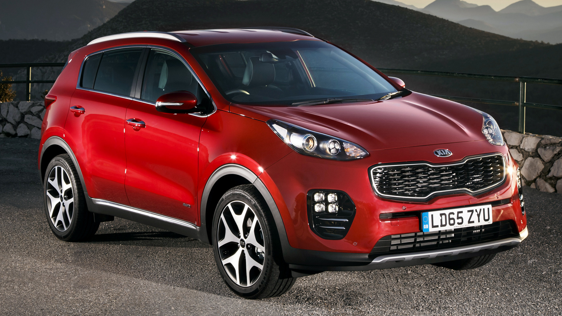 kia sportage gt line 2016 uk wallpapers and hd images car pixel. Black Bedroom Furniture Sets. Home Design Ideas