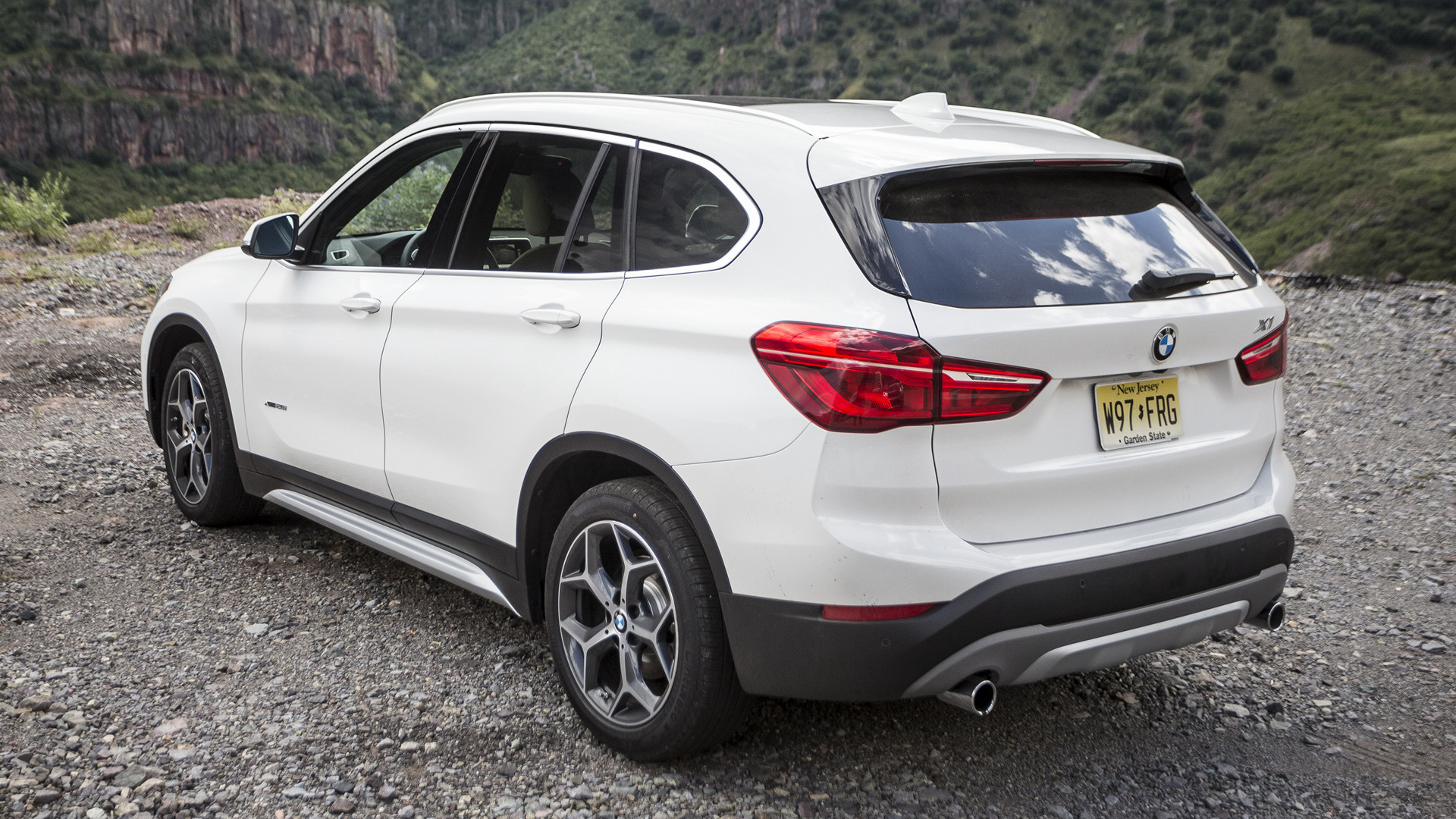 2016 Bmw X1 Us Wallpapers And Hd Images Car Pixel