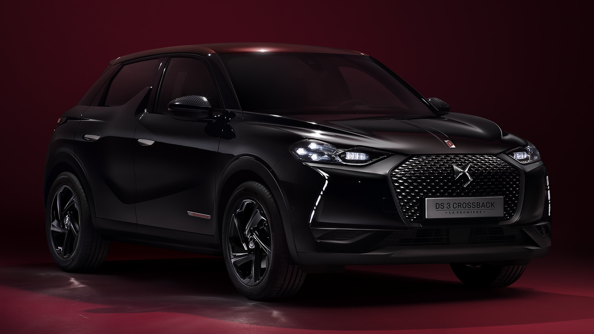 2019 ds 3 crossback la premiere wallpapers and hd images car pixel. Black Bedroom Furniture Sets. Home Design Ideas