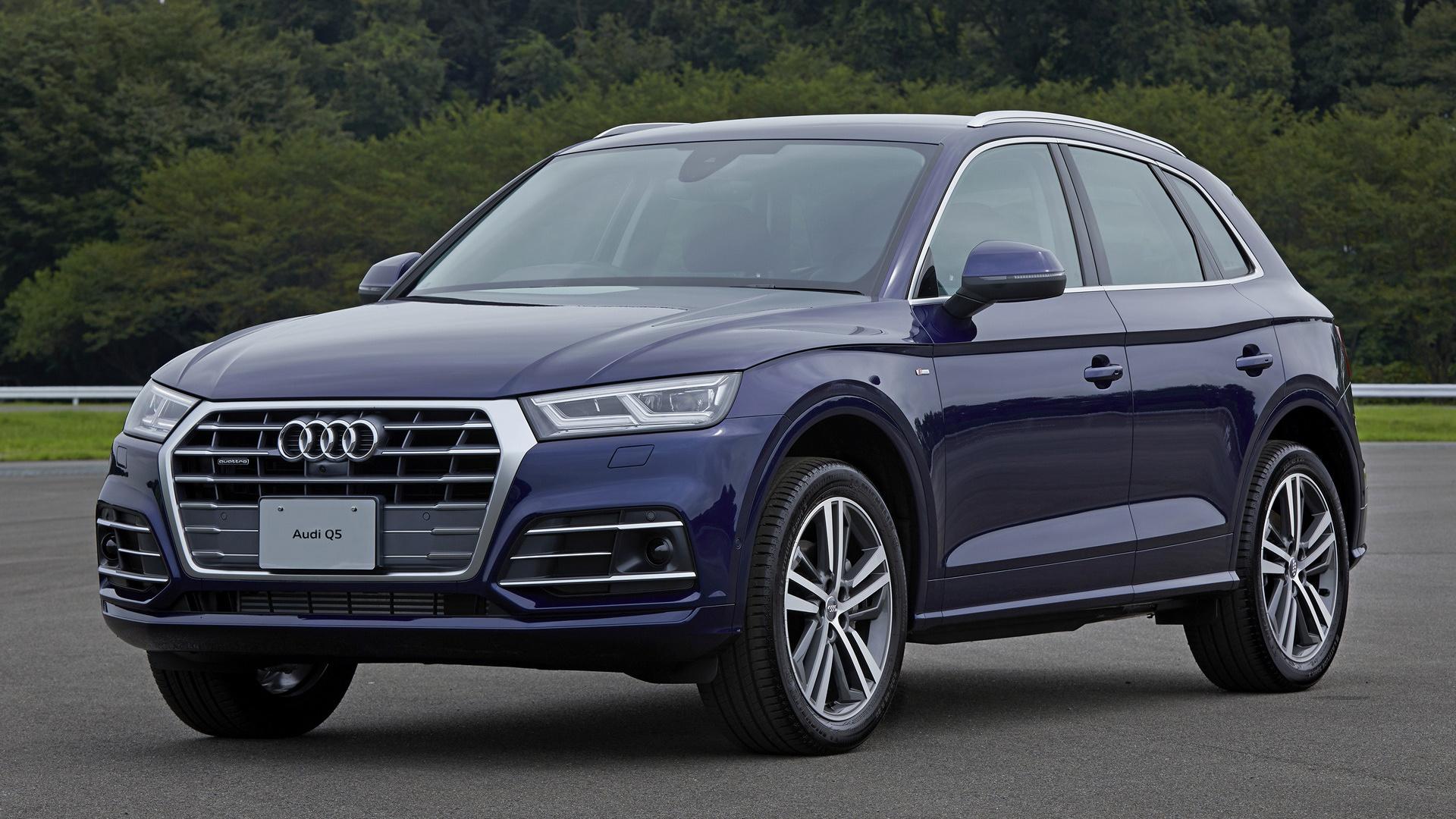 Audi Q5 S line (2017) JP Wallpapers and HD Images - Car Pixel