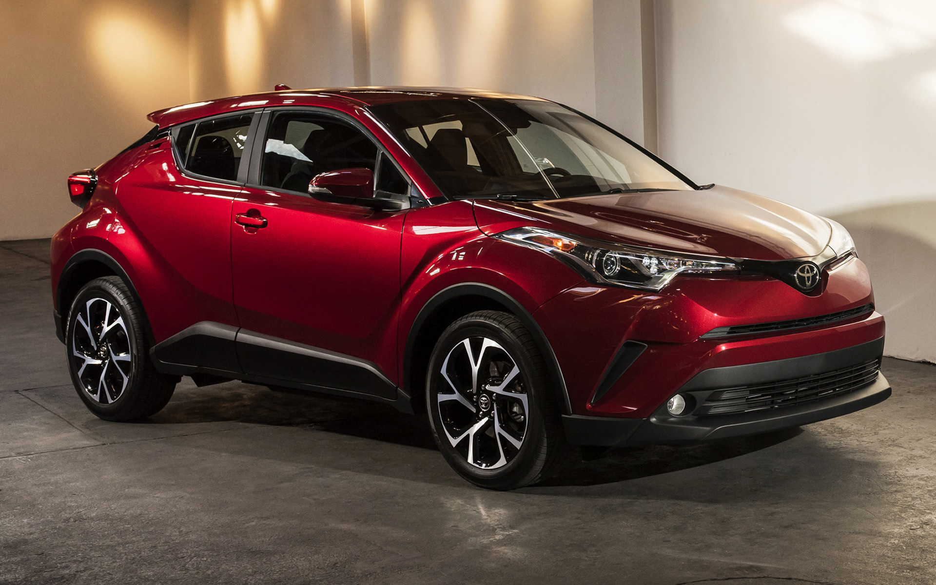 2018 Toyota C-HR (US) - Wallpapers and HD Images | Car Pixel