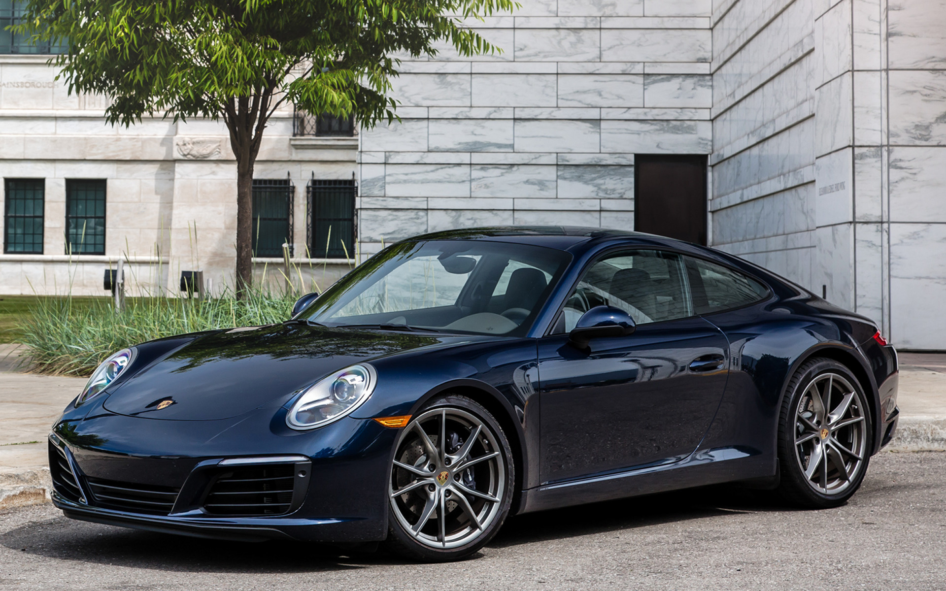 911 Carrera Gts >> 2017 Porsche 911 Carrera (US) - Wallpapers and HD Images ...
