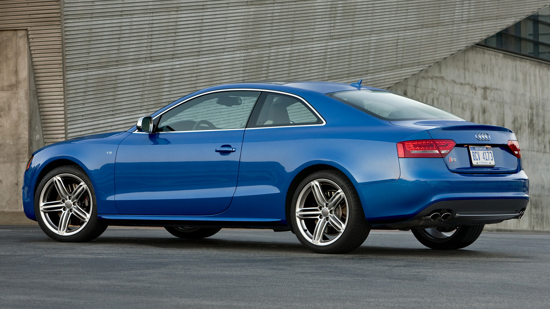 2008 Audi S5 Coupe  Us