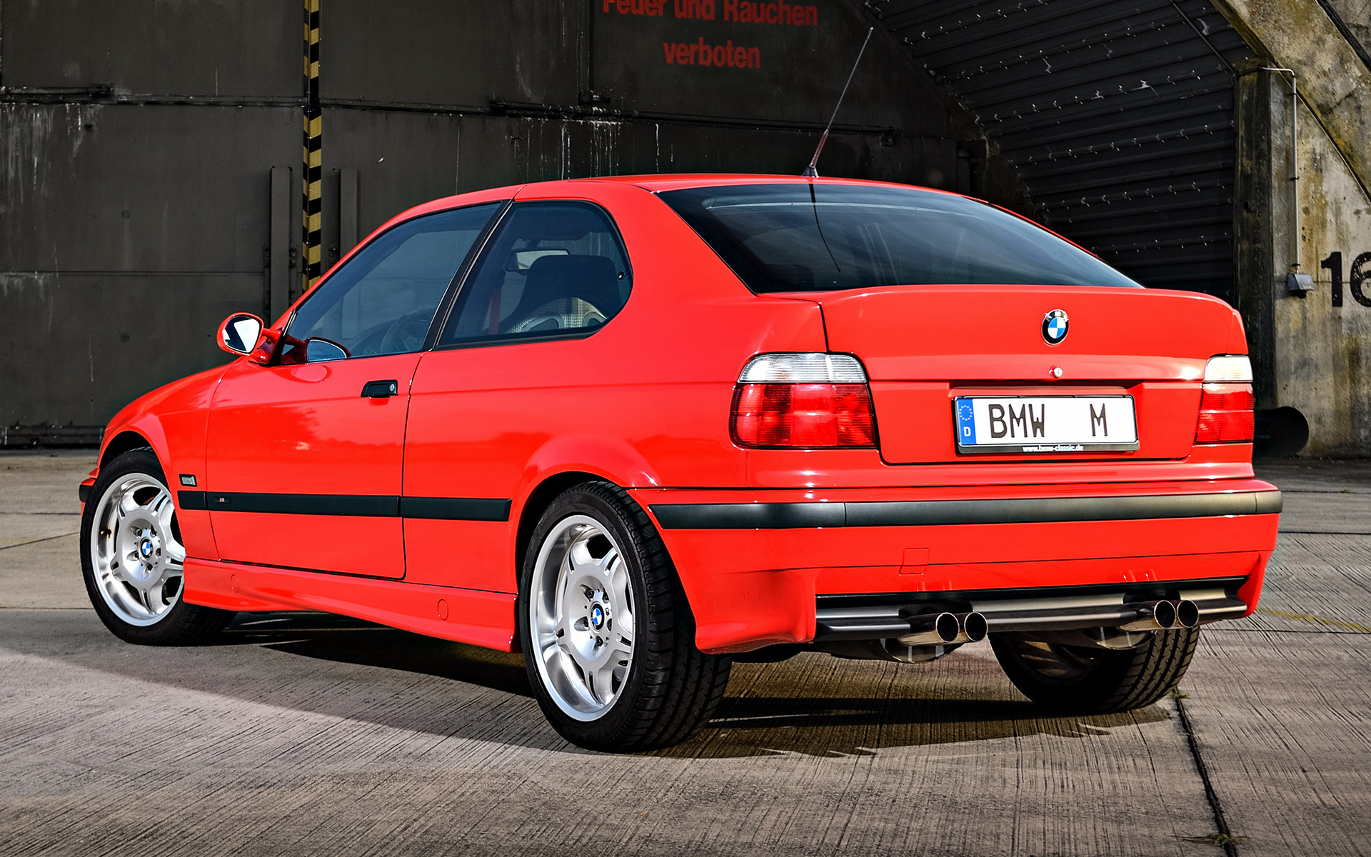 Bmw M  pact Car Wallpaper on 1987 bmw m3