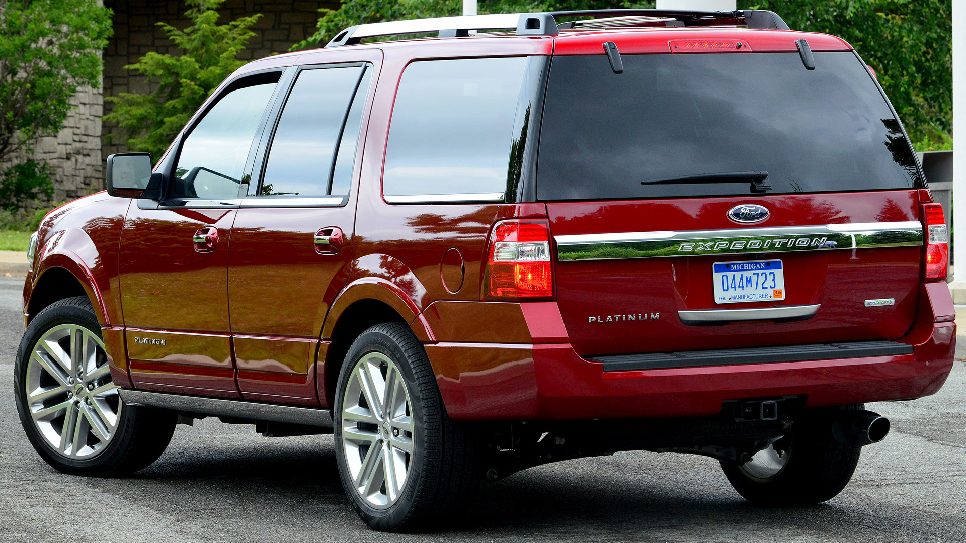 Ford Expedition Platinum (2015) Wallpapers and HD Images ...