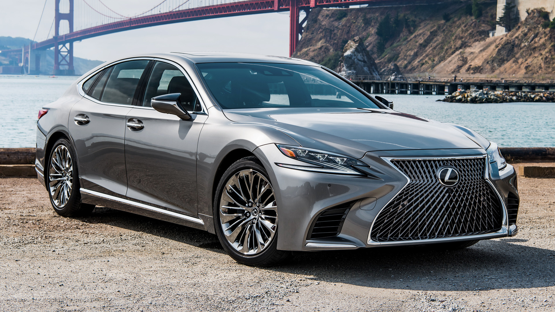 Lexus Ls 2018 Us Wallpapers And Hd Images Car Pixel