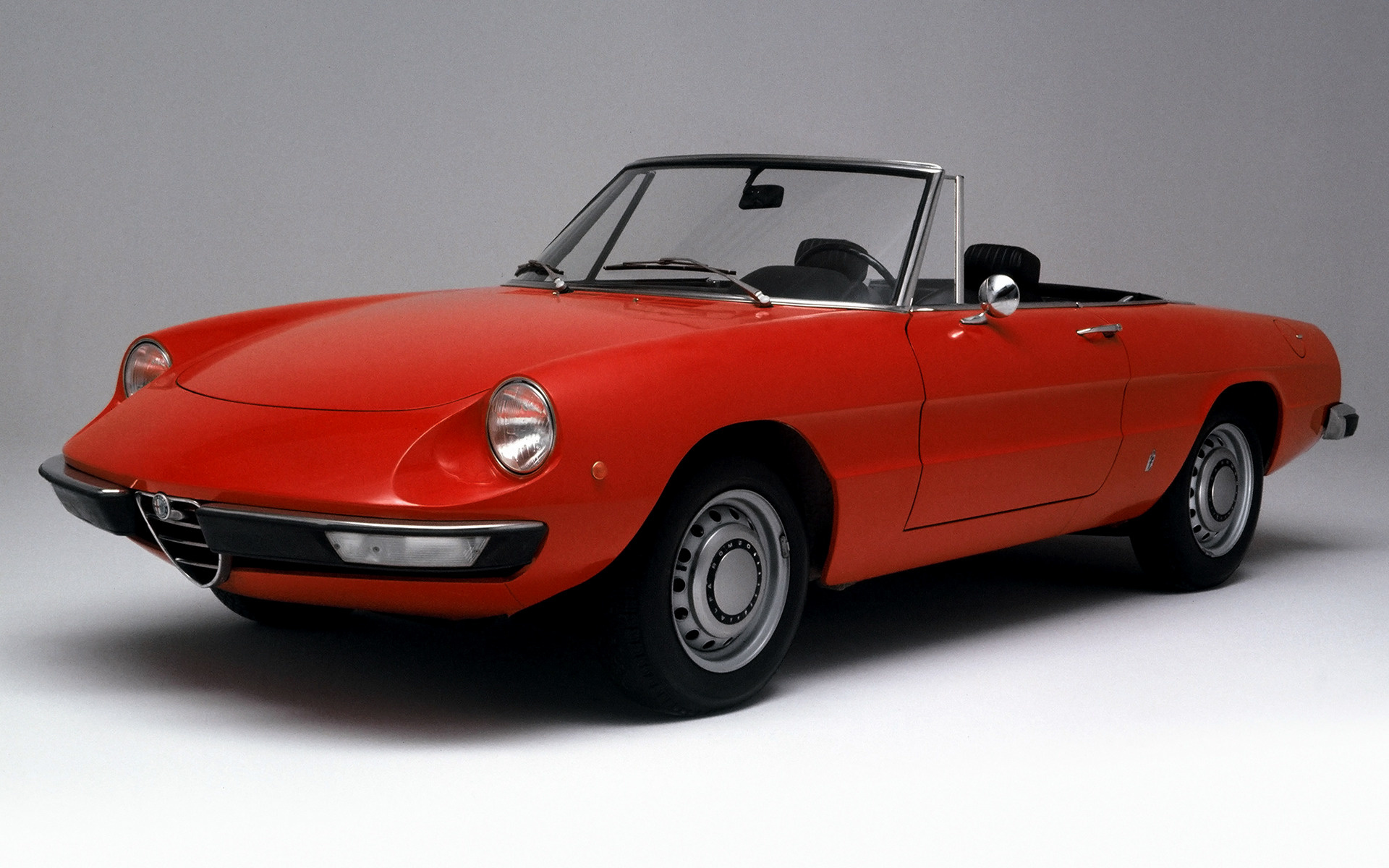 alfa romeo spider 1300 junior (1969) wallpapers and hd images