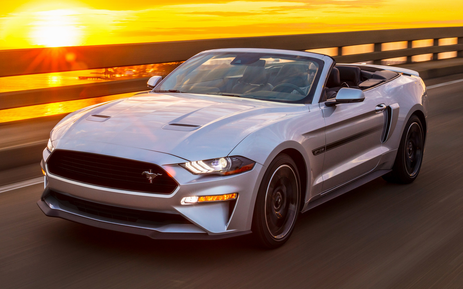 Mustang Gt California Special >> 2019 Ford Mustang GT Convertible California Special ...