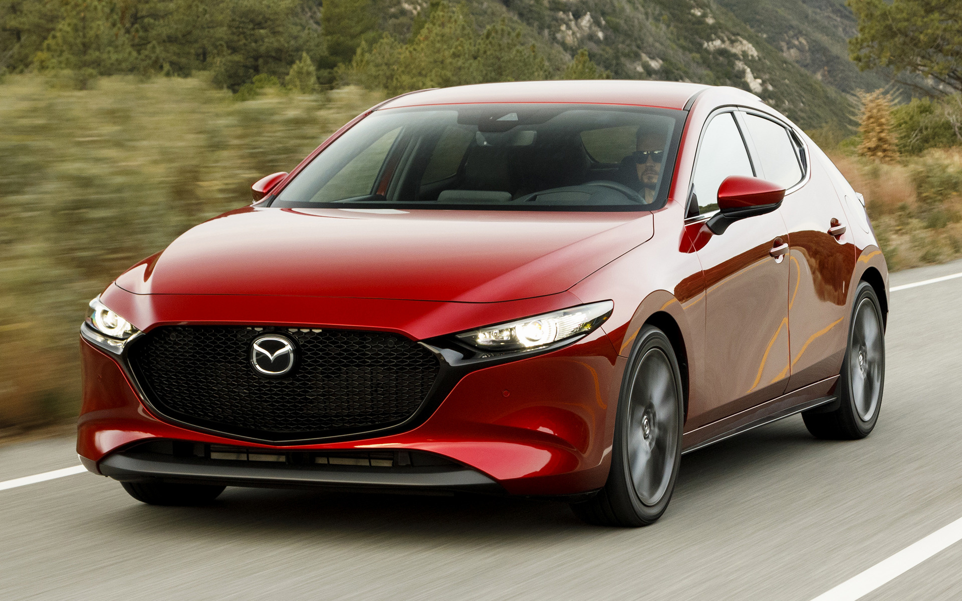 2020 Mazda3 (US) - Wallpapers and HD Images | Car Pixel