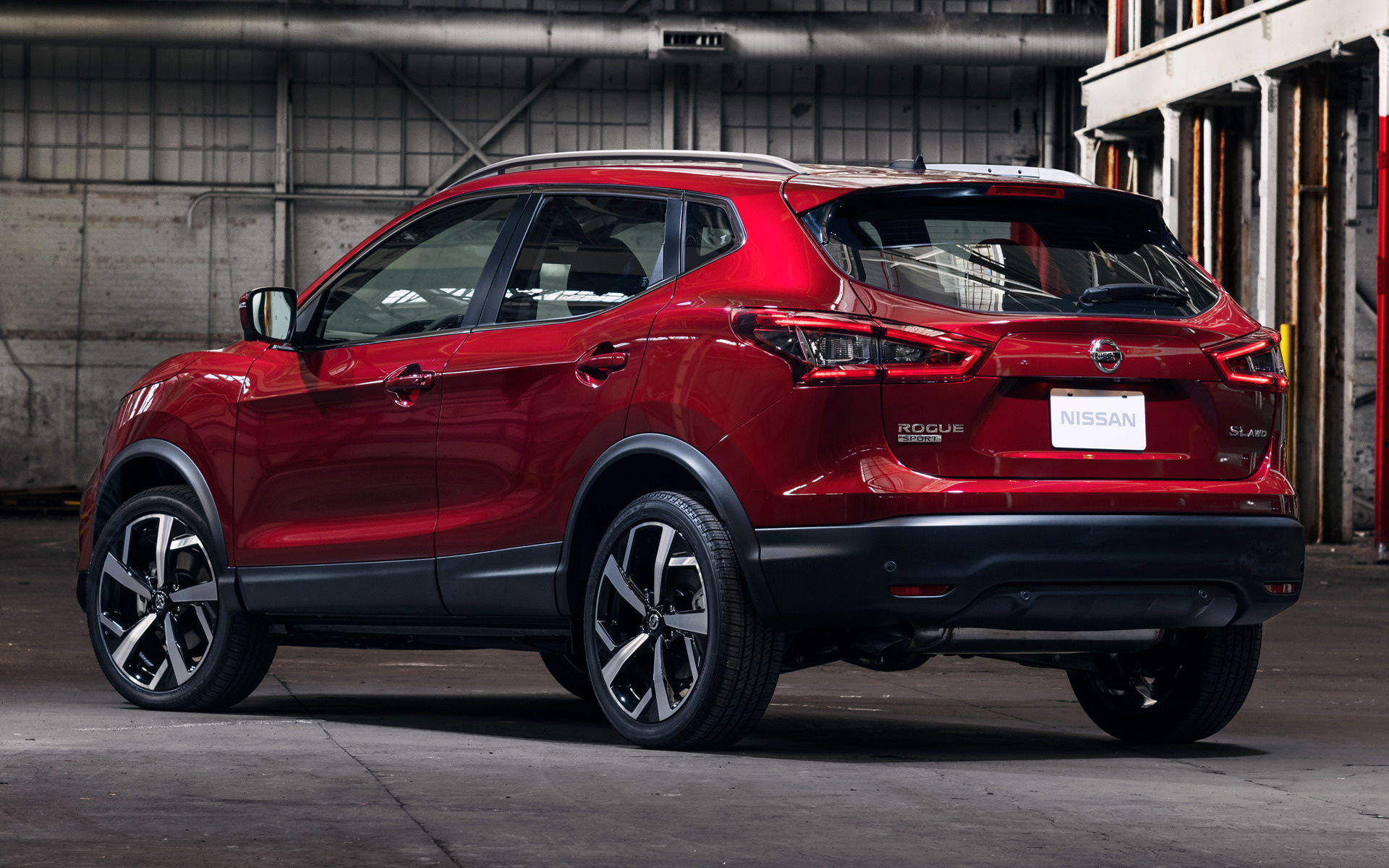 2020 Nissan Rogue Sport - Wallpapers and HD Images | Car Pixel
