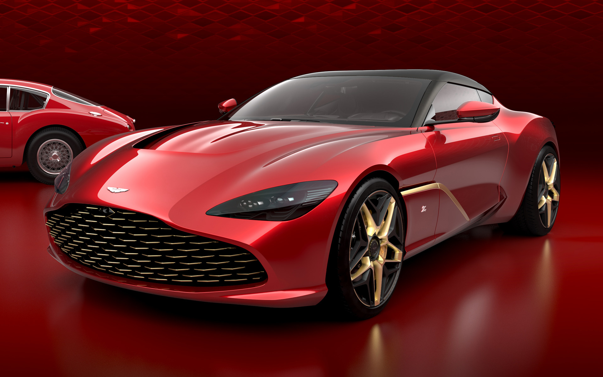 2019 Aston Martin Dbs Gt Zagato Wallpapers And Hd Images