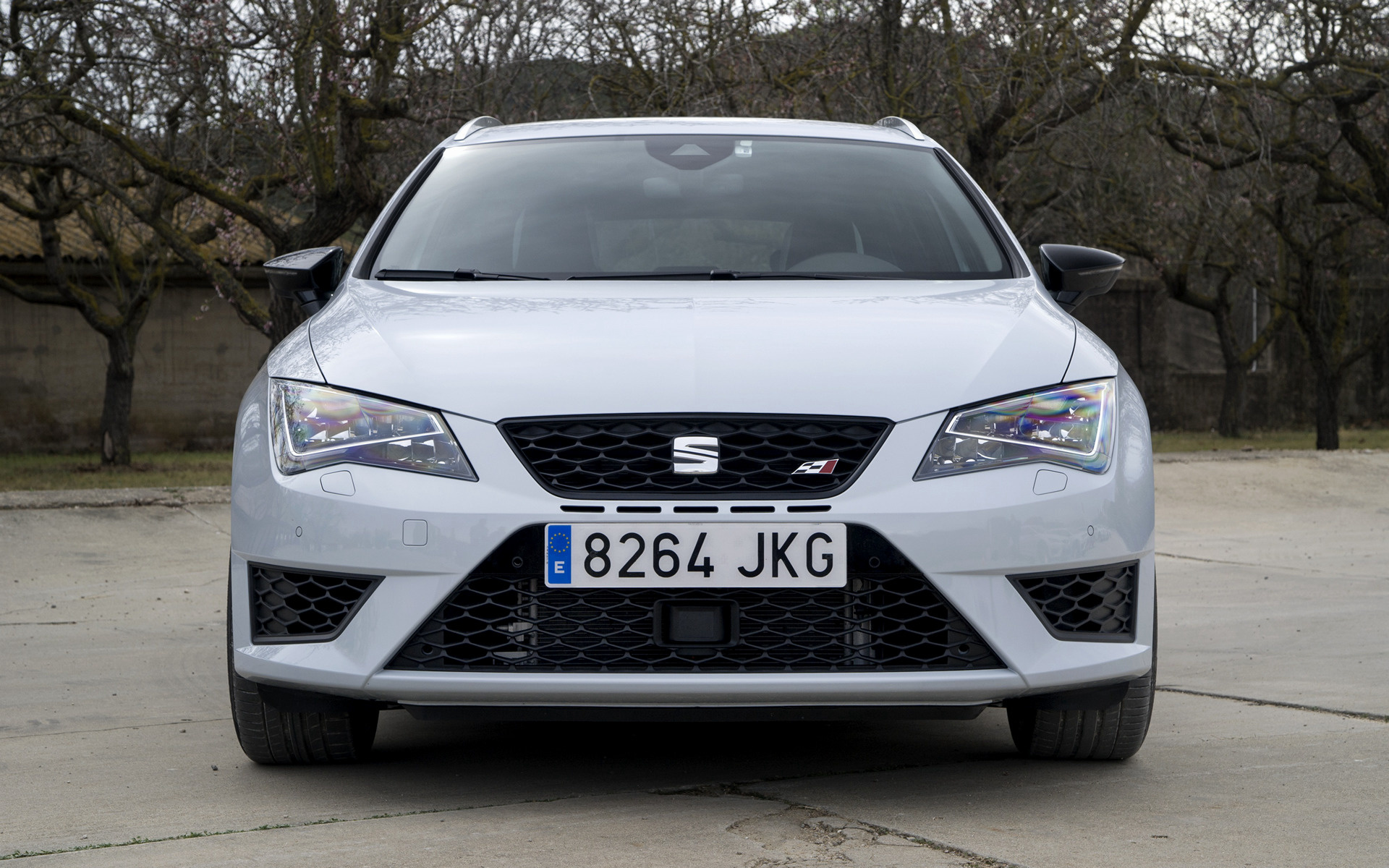 seat leon st cupra 290 2015 wallpapers and hd images. Black Bedroom Furniture Sets. Home Design Ideas