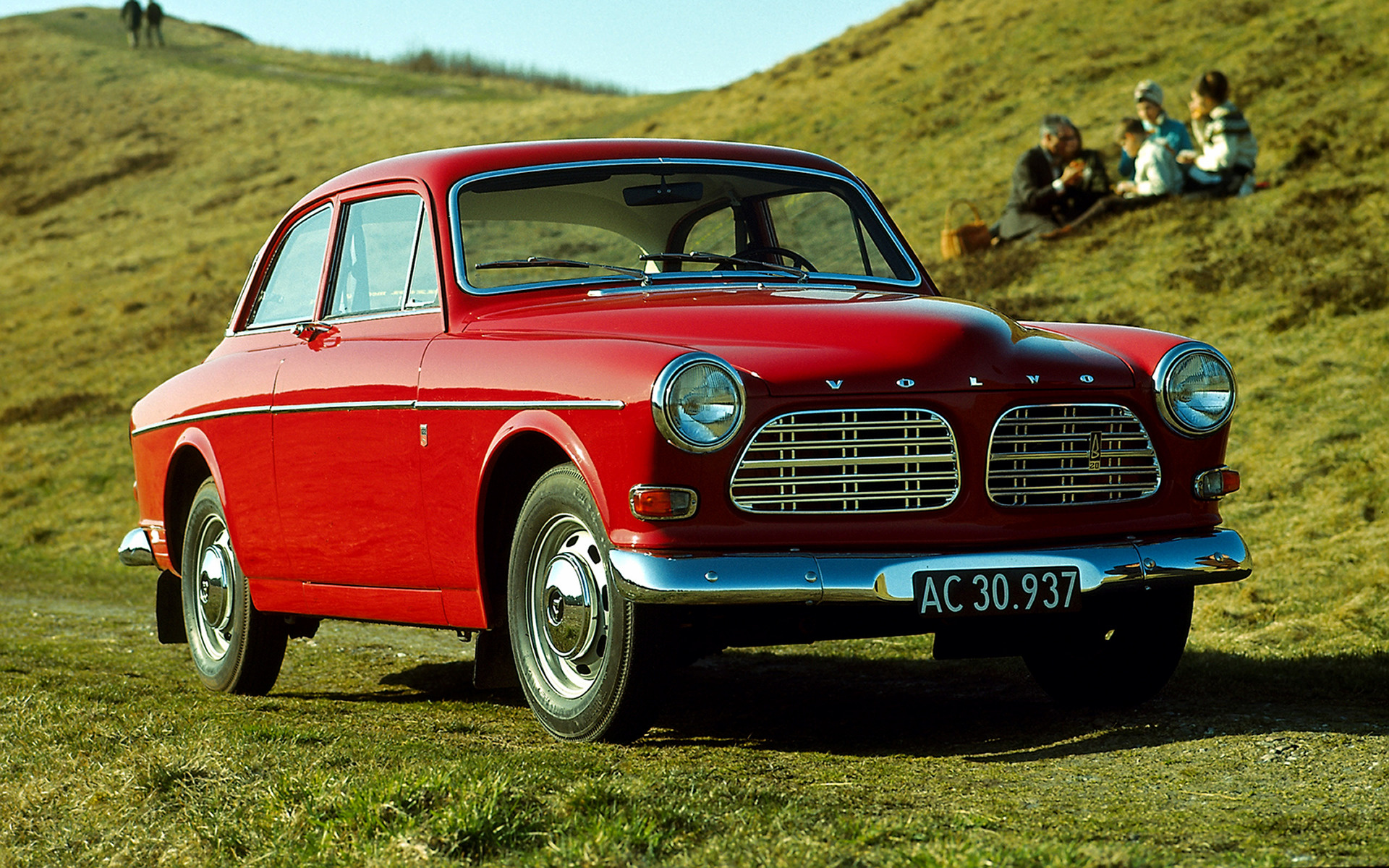1962 Volvo 122 S - Wallpapers and HD Images | Car Pixel
