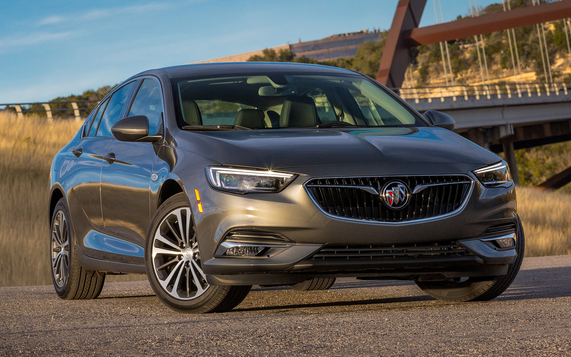 Buick Regal Sportback (2018) Wallpapers and HD Images ...