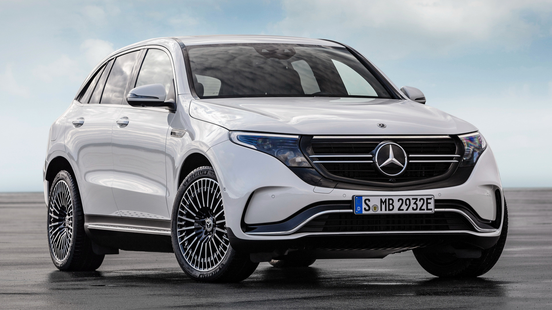 2019 Mercedes-Benz EQC AMG Line - Wallpapers and HD Images ...