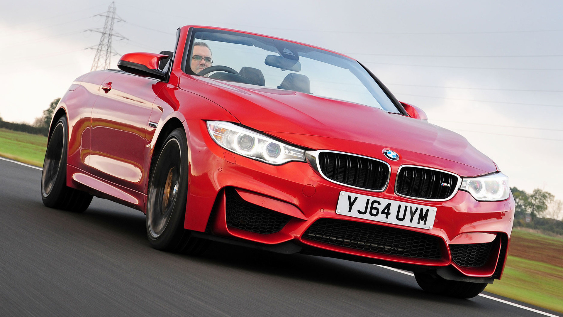 2014 BMW M4 Convertible (UK) - Wallpapers and HD Images ...