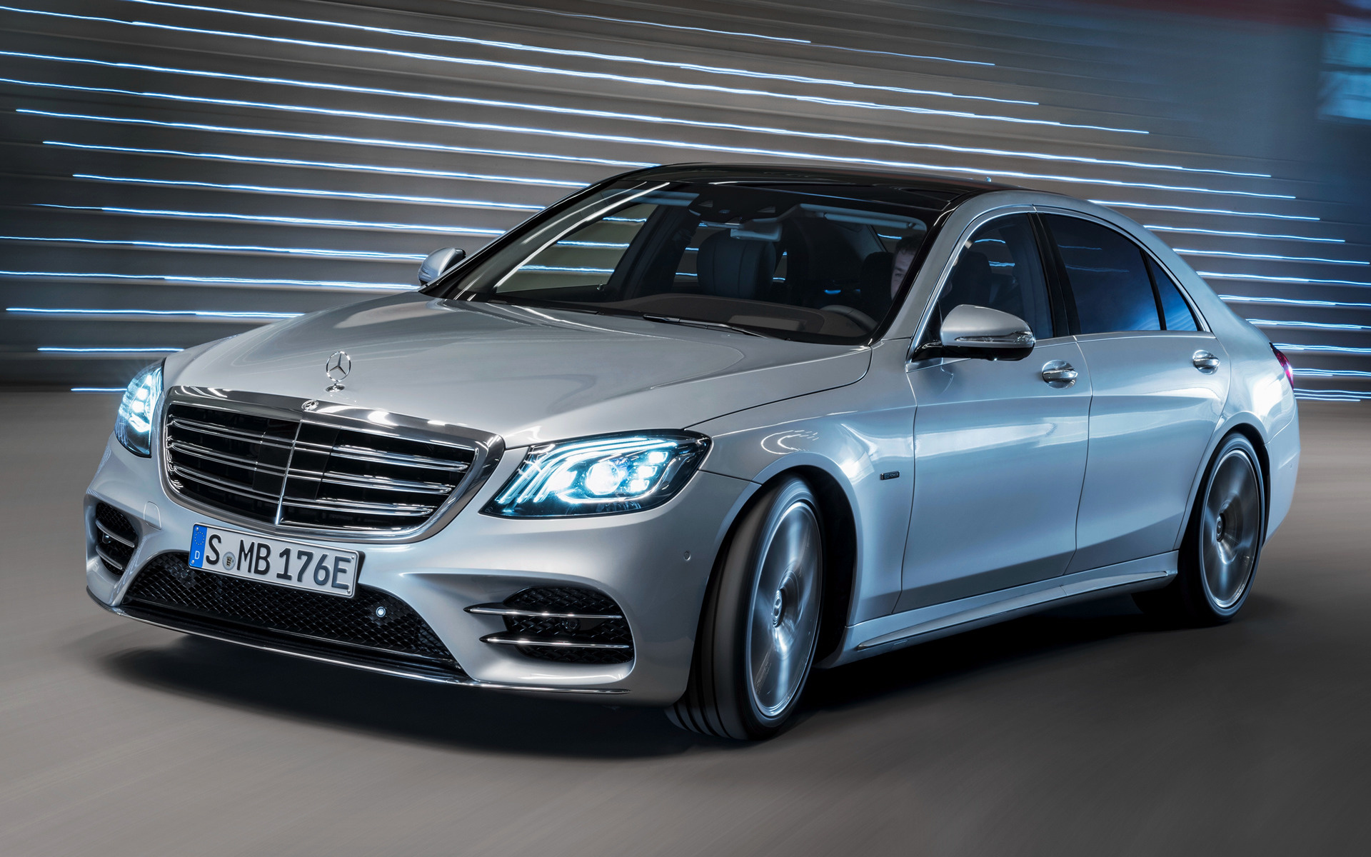 2017 Mercedes-Benz S-Class Plug-In Hybrid AMG Line [Long ...