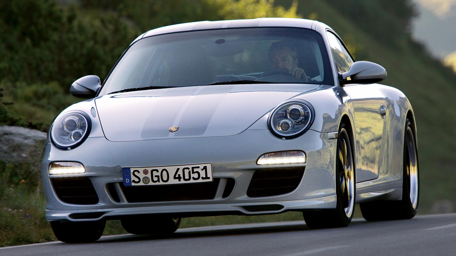 Sport Wallpaper Porsche 911: 2009 Porsche 911 Sport Classic