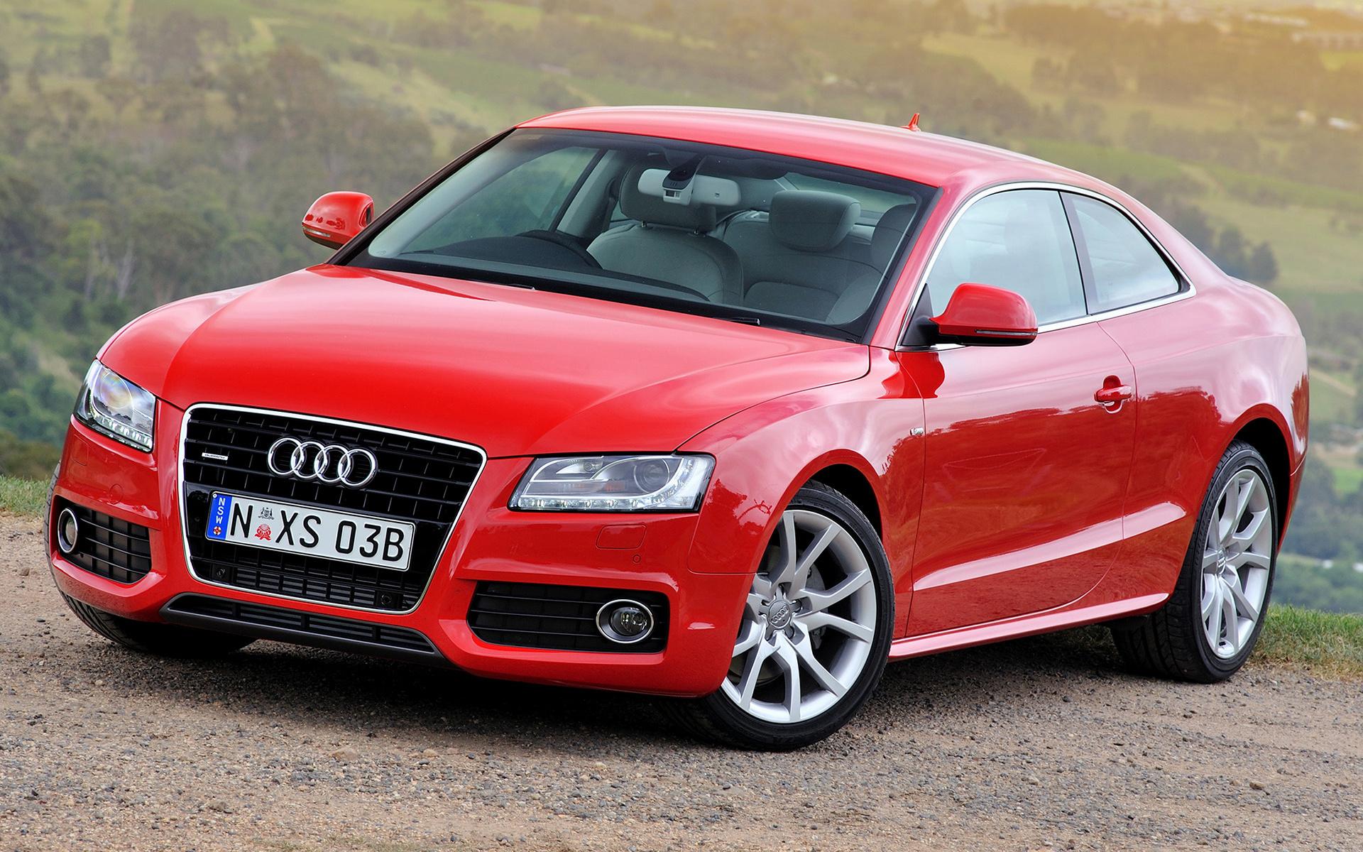 Kelebihan Audi A5 Coupe 2008 Top Model Tahun Ini