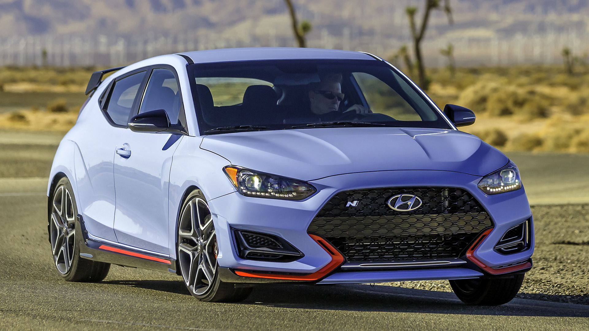 Hyundai Veloster Rally >> 2019 Hyundai Veloster N (US) - Wallpapers and HD Images