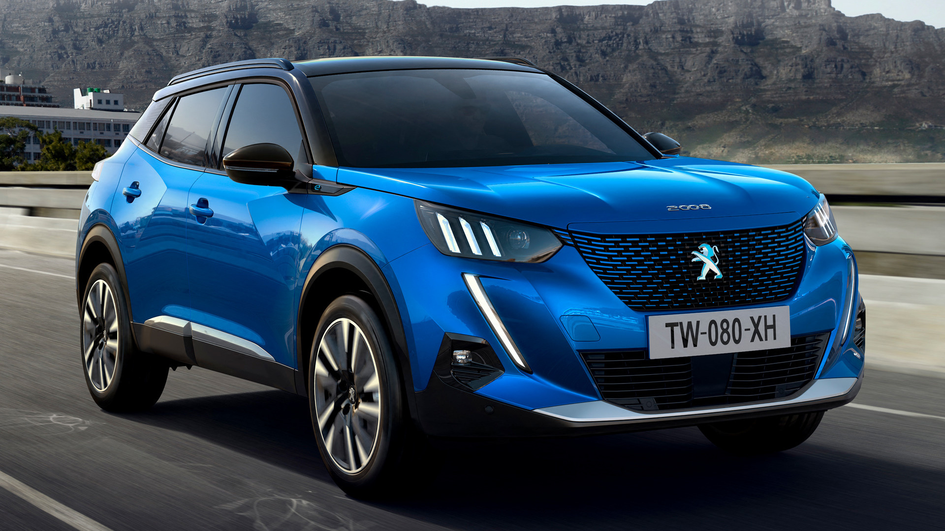 2019 Peugeot E 2008 Gt Wallpapers And Hd Images Car Pixel