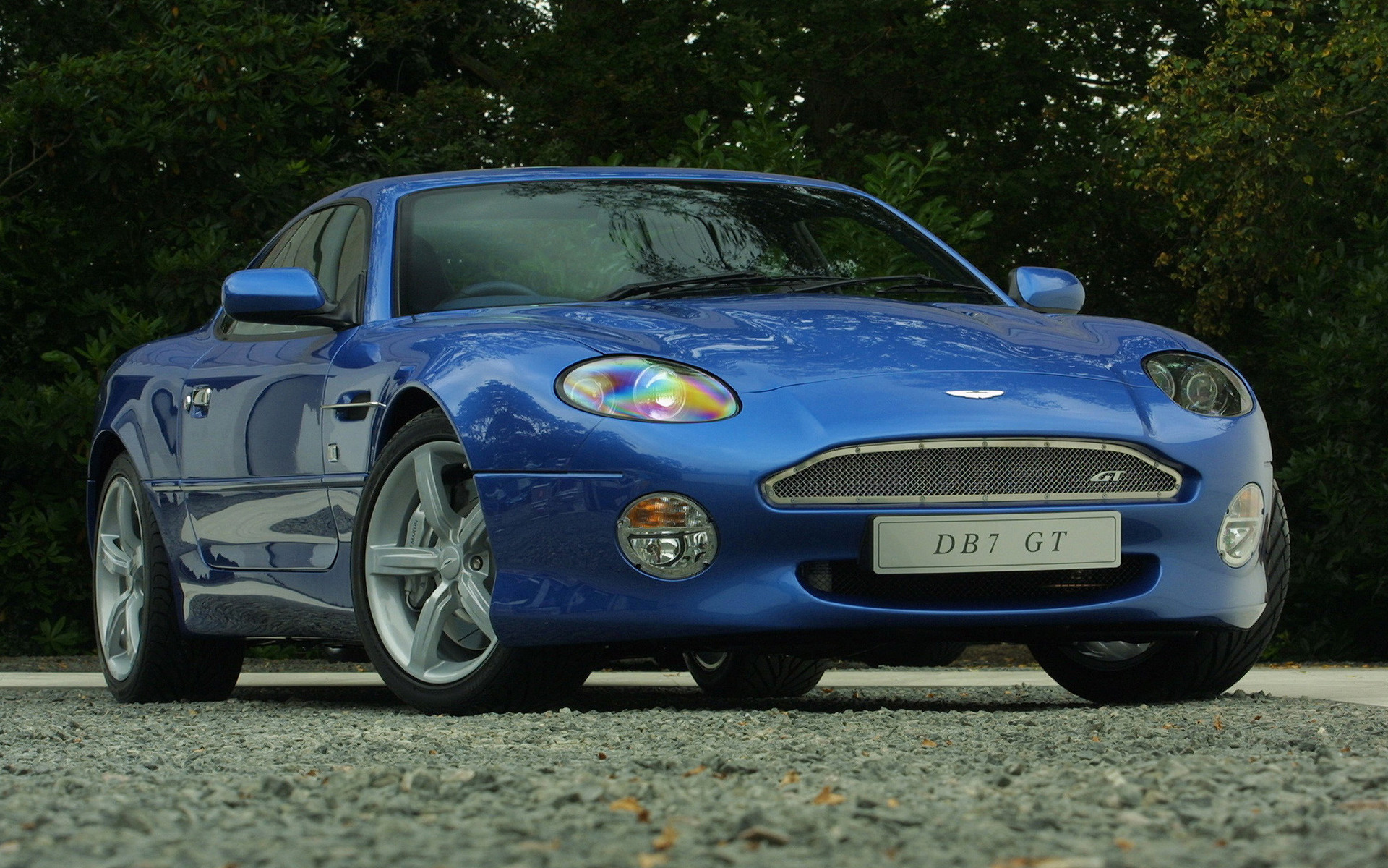 aston martin db7 gt (2003) uk wallpapers and hd images - car pixel