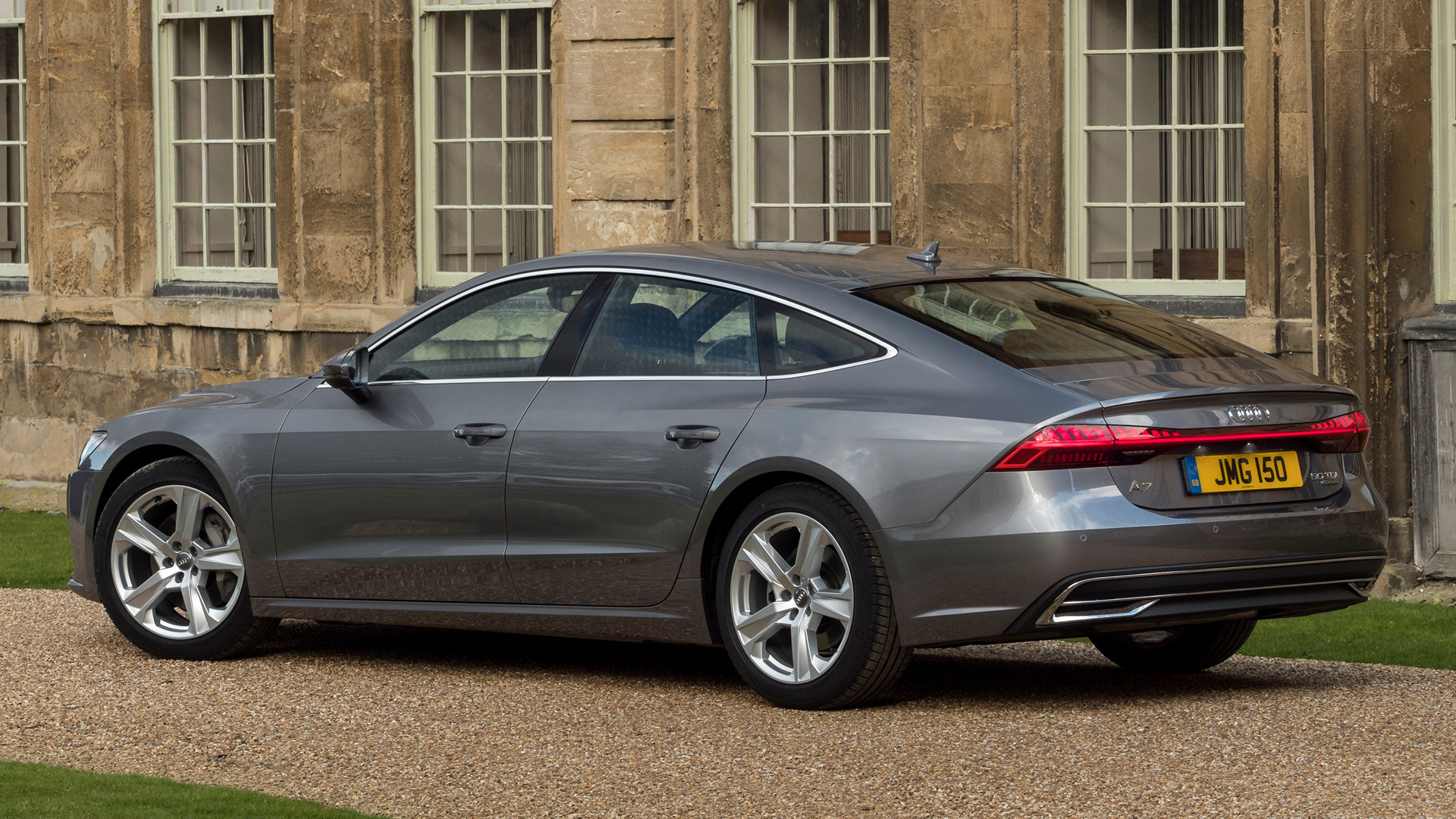 Audi A7 Sportback 2018 Uk Wallpapers And Hd Images Car
