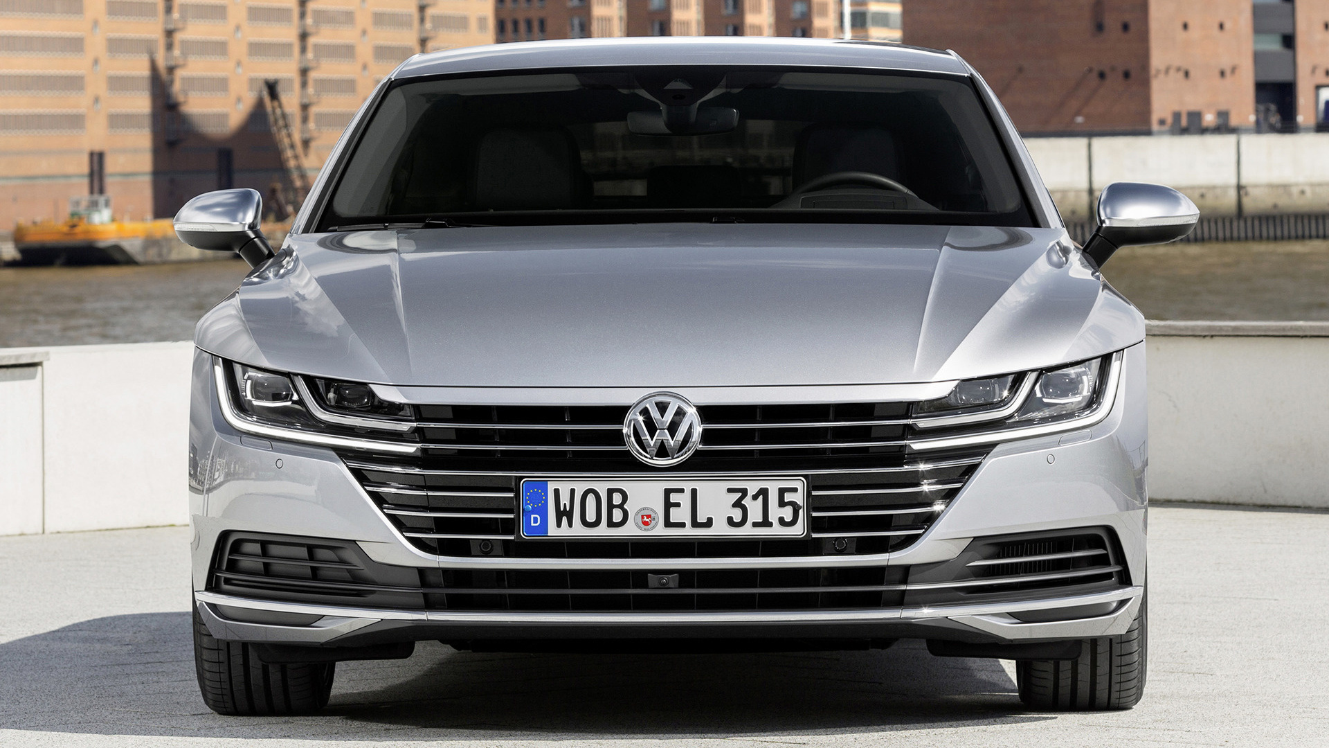 2017 Volkswagen Arteon Wallpapers And Hd Images Car Pixel