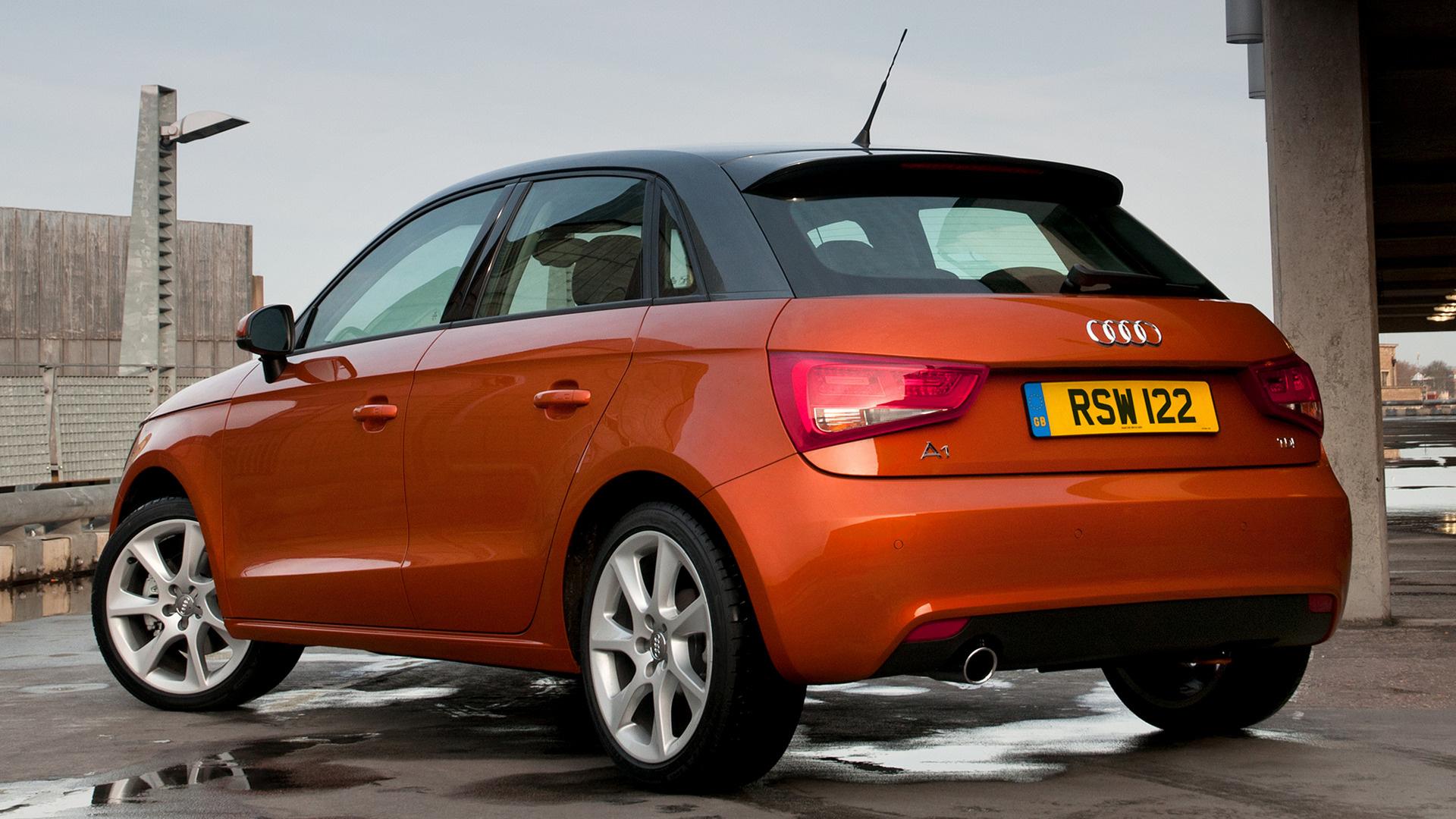 2012 Audi A1 Sportback  Uk