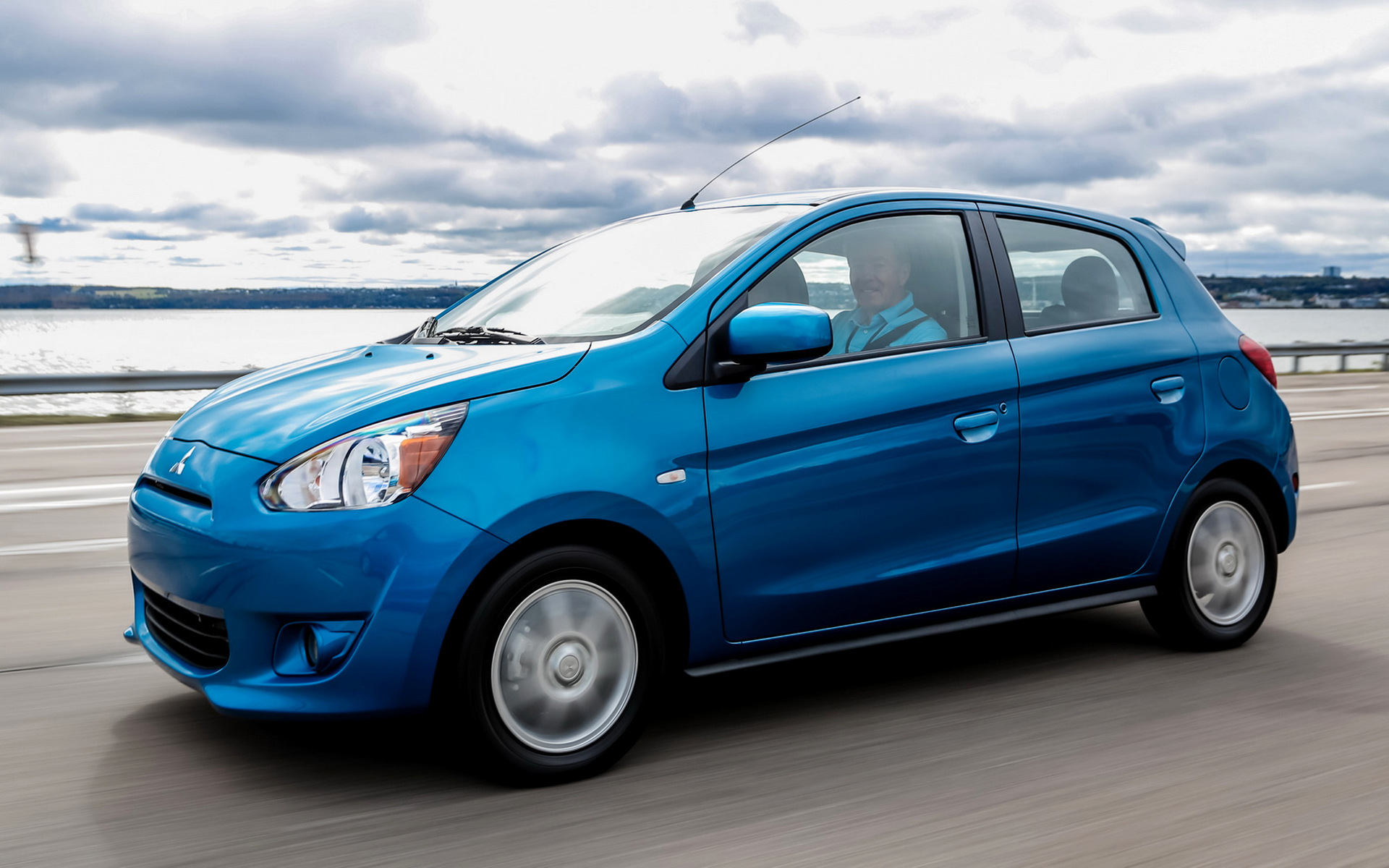 mitsubishi mirage (2013) us wallpapers and hd images - car pixel