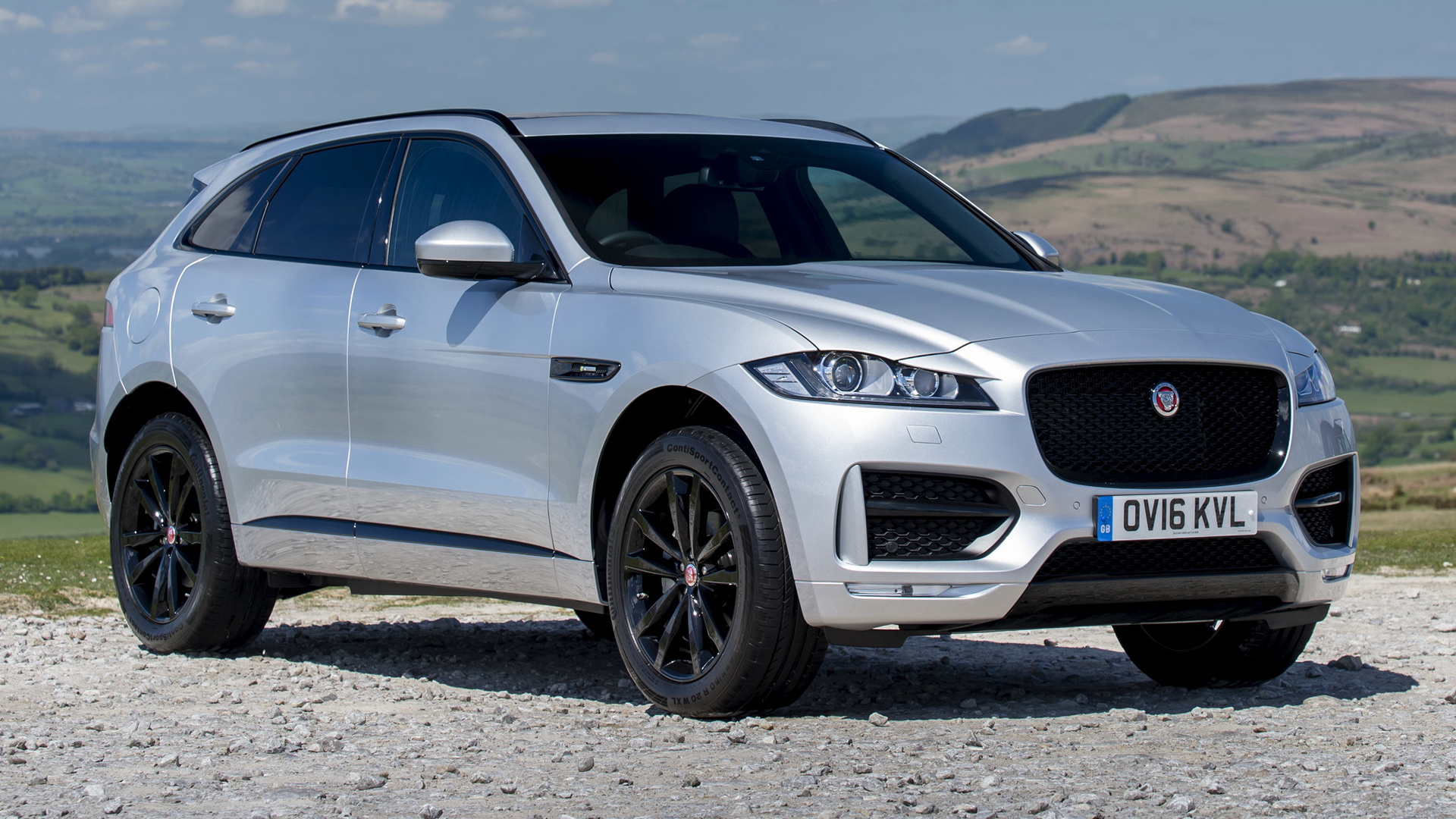 2016 Jaguar F Pace R Sport Uk Wallpapers And Hd Images