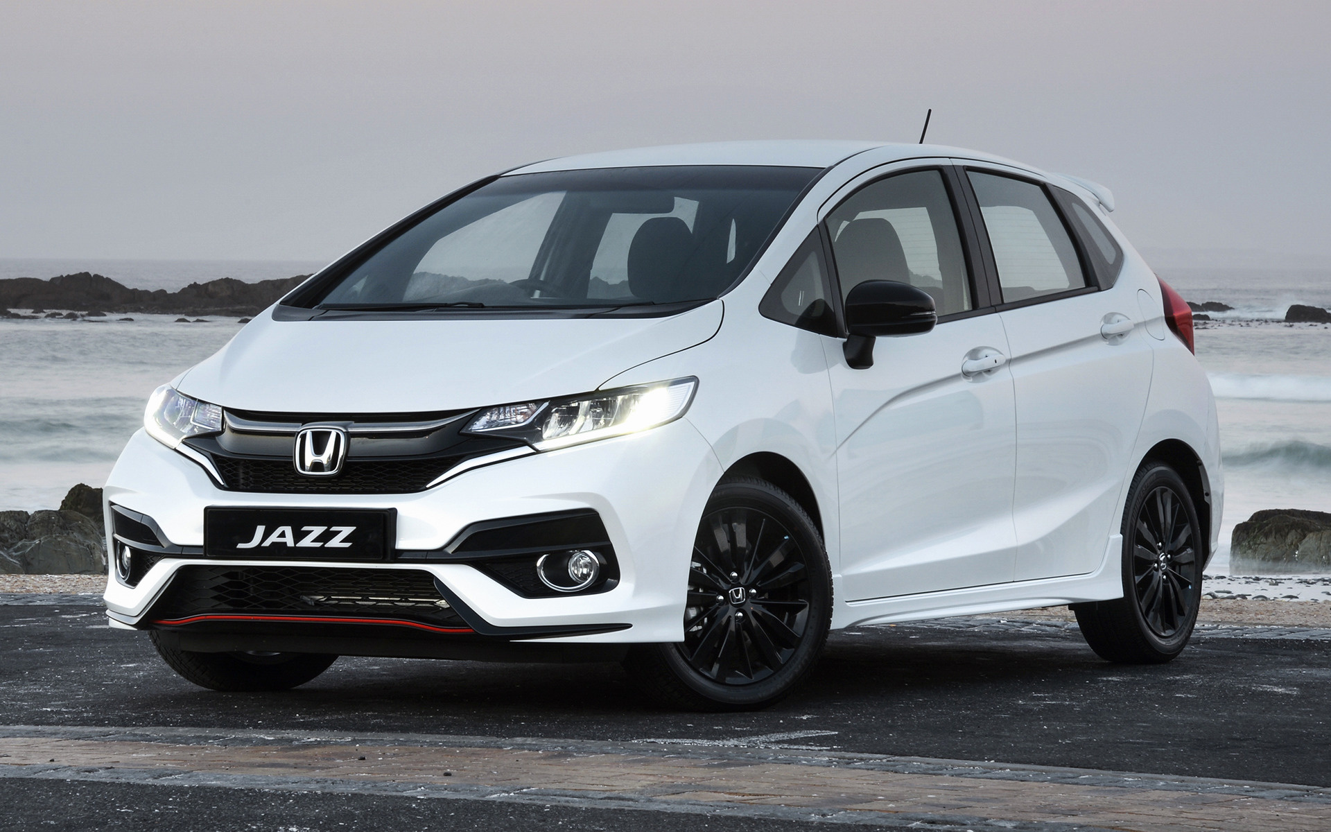 2018 Honda Jazz Sport (ZA) - Wallpapers and HD Images ...