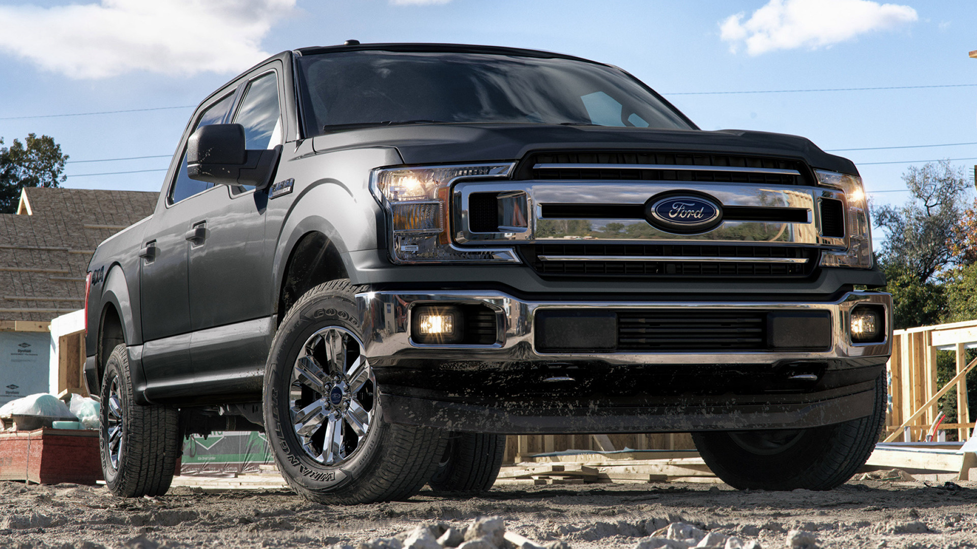 Ford F-150 XLT SuperCrew (2018) Wallpapers and HD Images - Car Pixel
