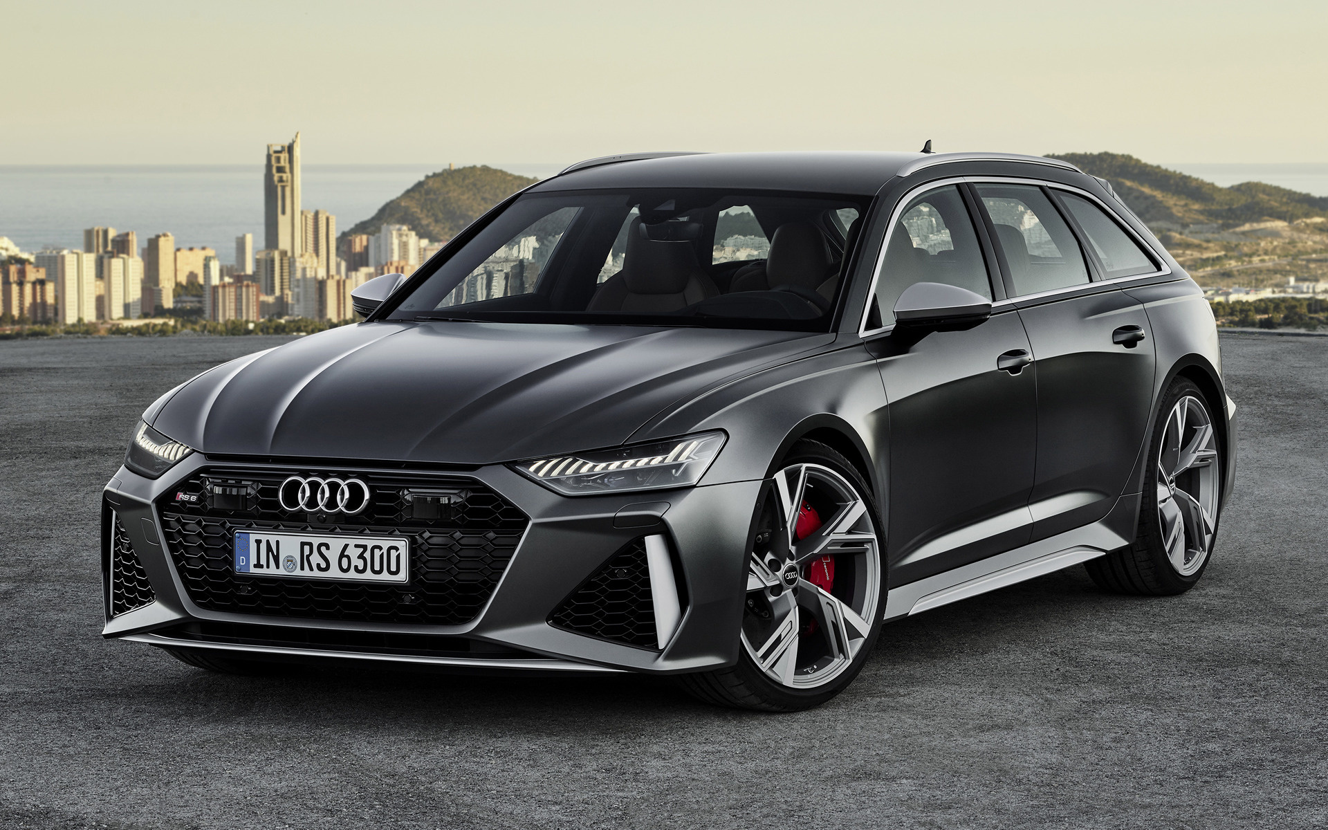 2019 Audi RS 6 Avant - Wallpapers and HD Images | Car Pixel