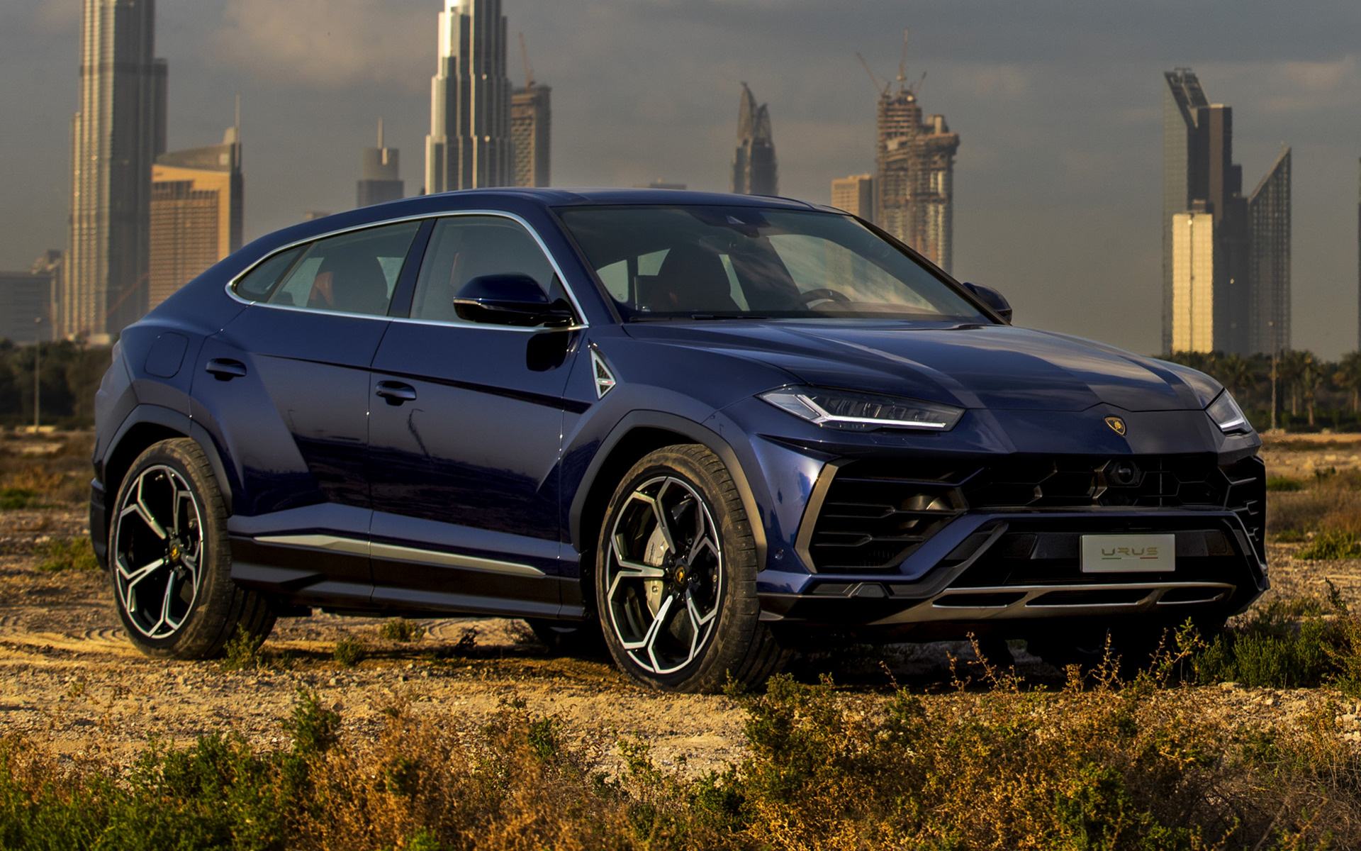 lamborghini urus off-road package (2018) wallpapers and hd images